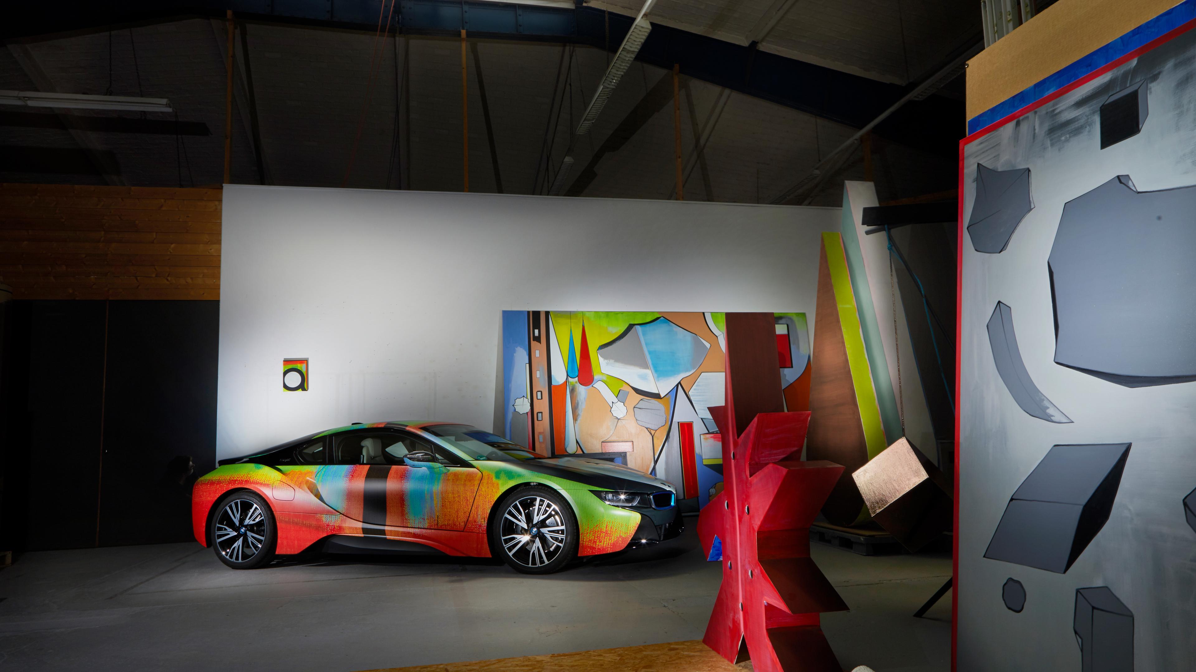 bmw i8 thomas scheibitz design 4k 1560534260 - BMW I8 Thomas Scheibitz Design 4k - hd-wallpapers, cars wallpapers, bmw wallpapers, bmw i8 wallpapers, 4k-wallpapers, 2019 cars wallpapers
