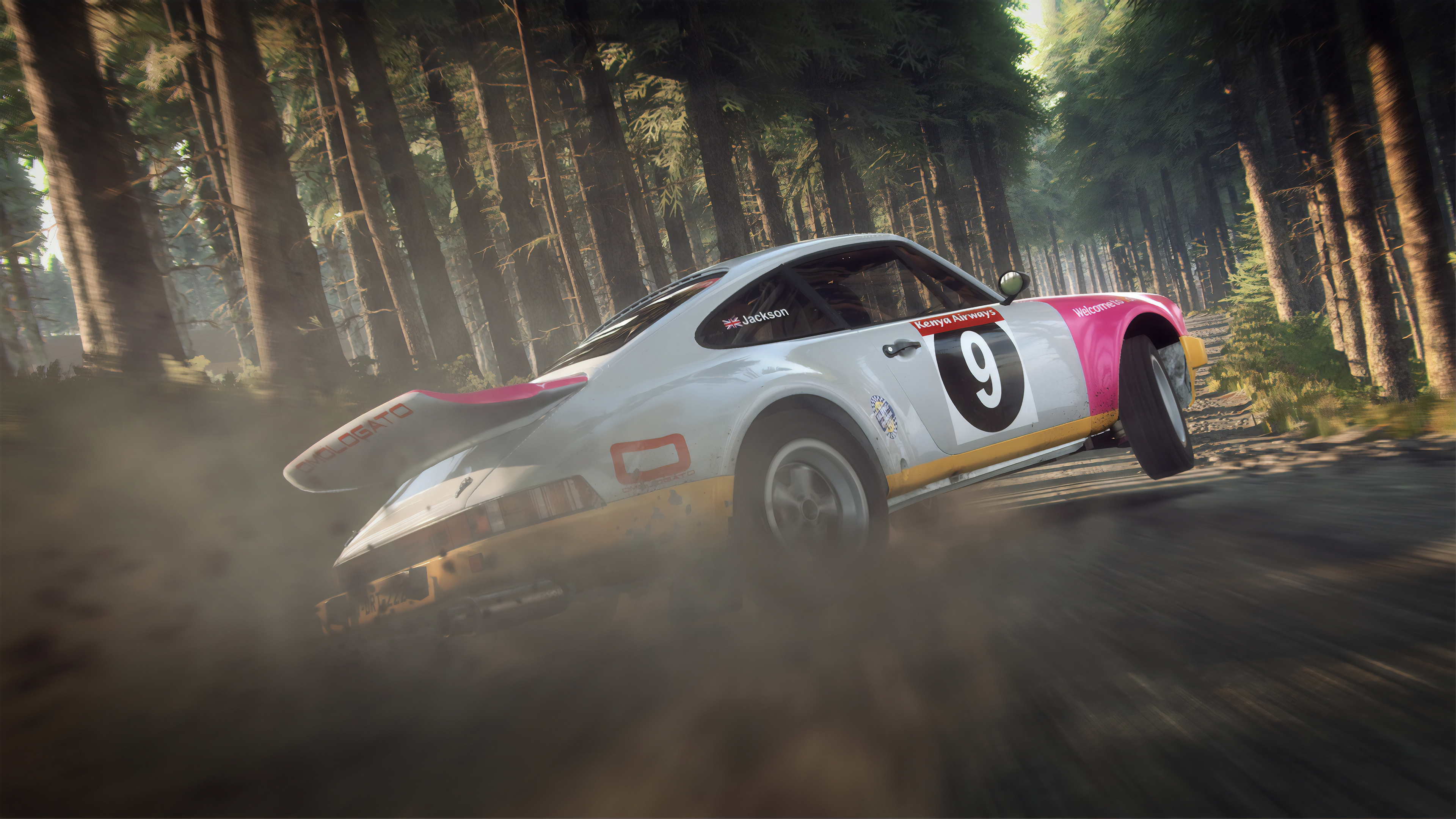 Wallpaper 4k Dirt Rally 2 2019 Games Wallpapers 4k Wallpapers Cars