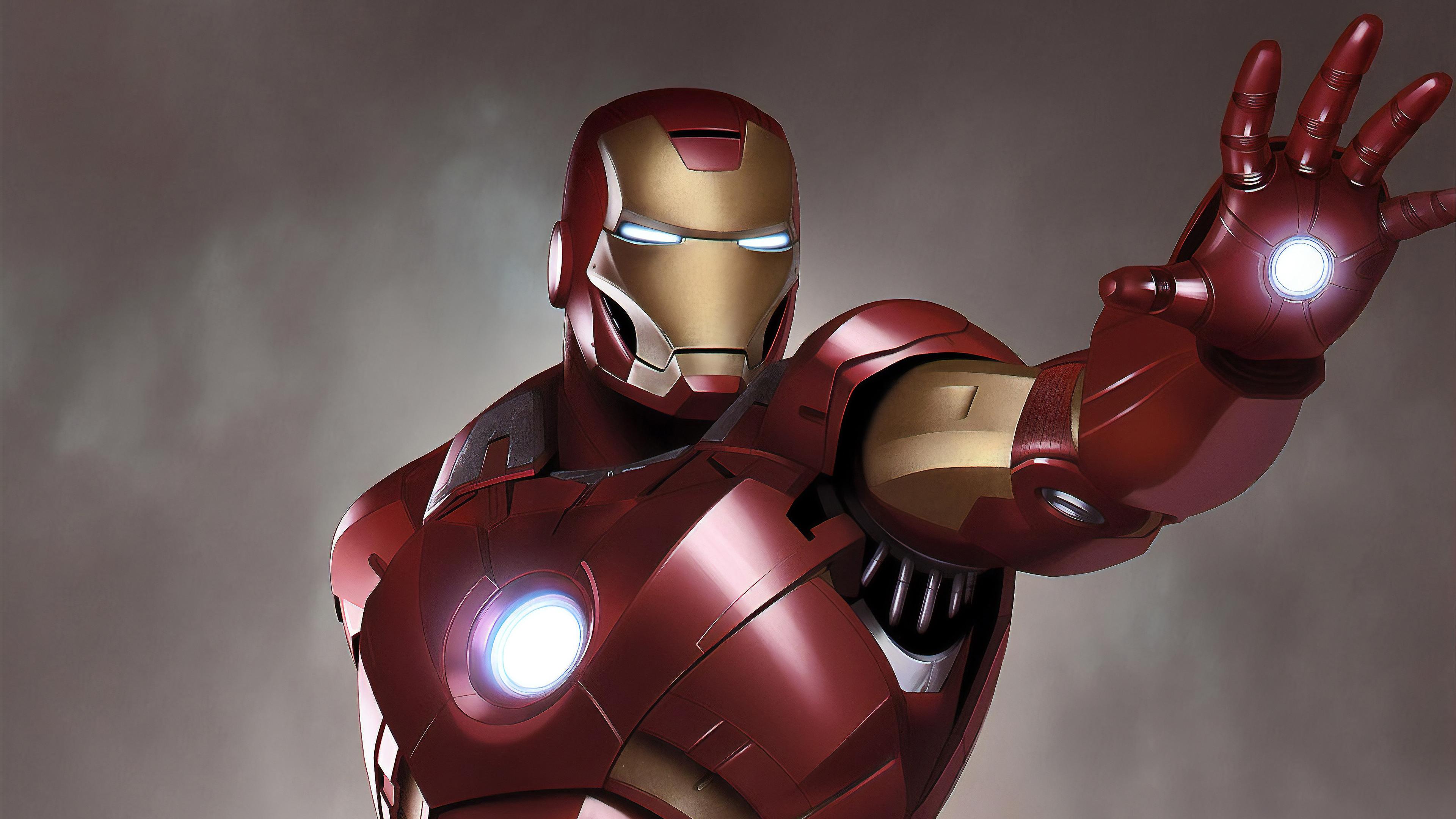 Wallpaper 4k Iron Man 4k New Artwork 4k-wallpapers, artist