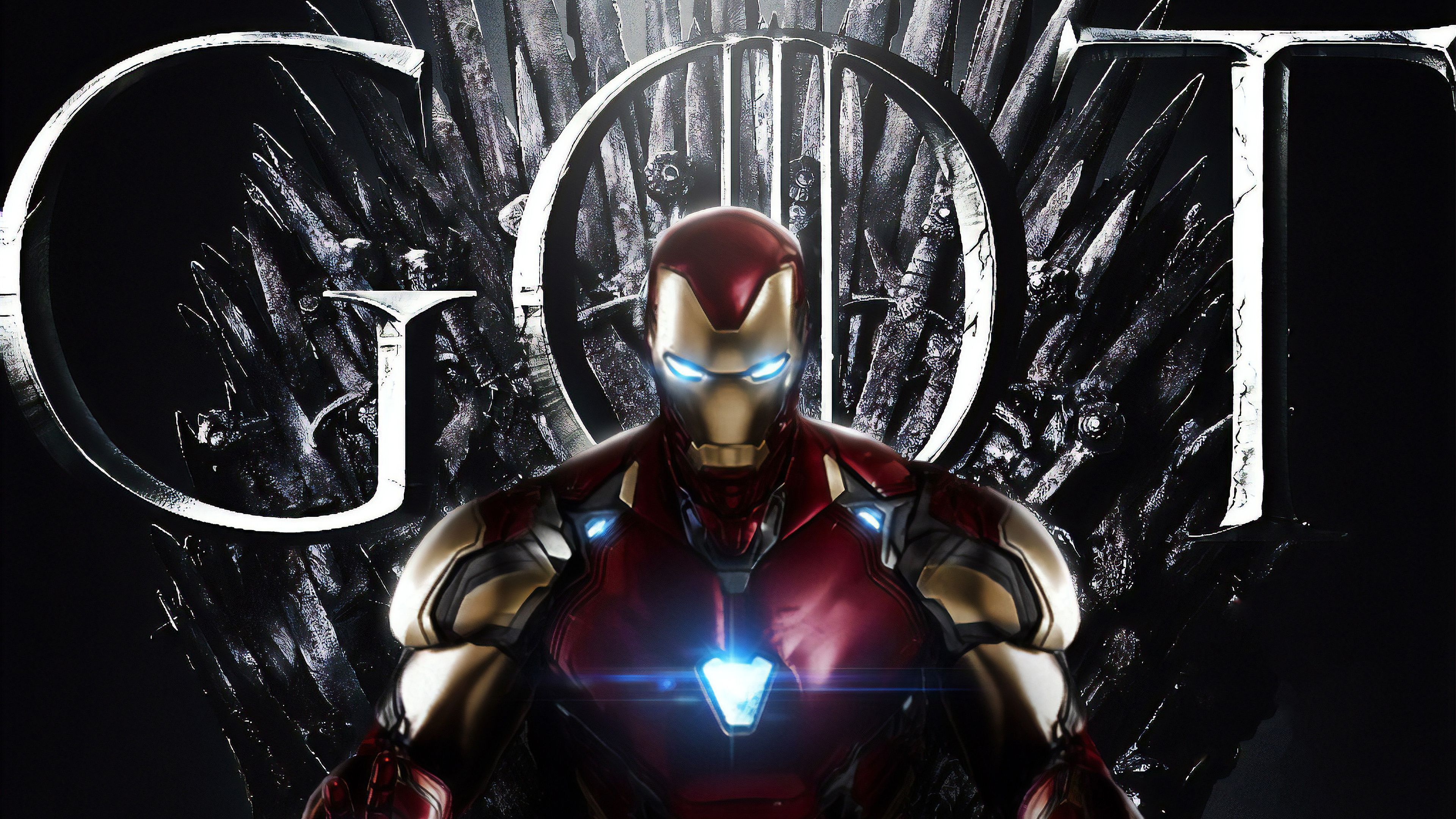 iron man throne 1560533673 - Iron Man Throne - superheroes wallpapers, iron man wallpapers, hd-wallpapers, deviantart wallpapers, artwork wallpapers, artist wallpapers, 4k-wallpapers