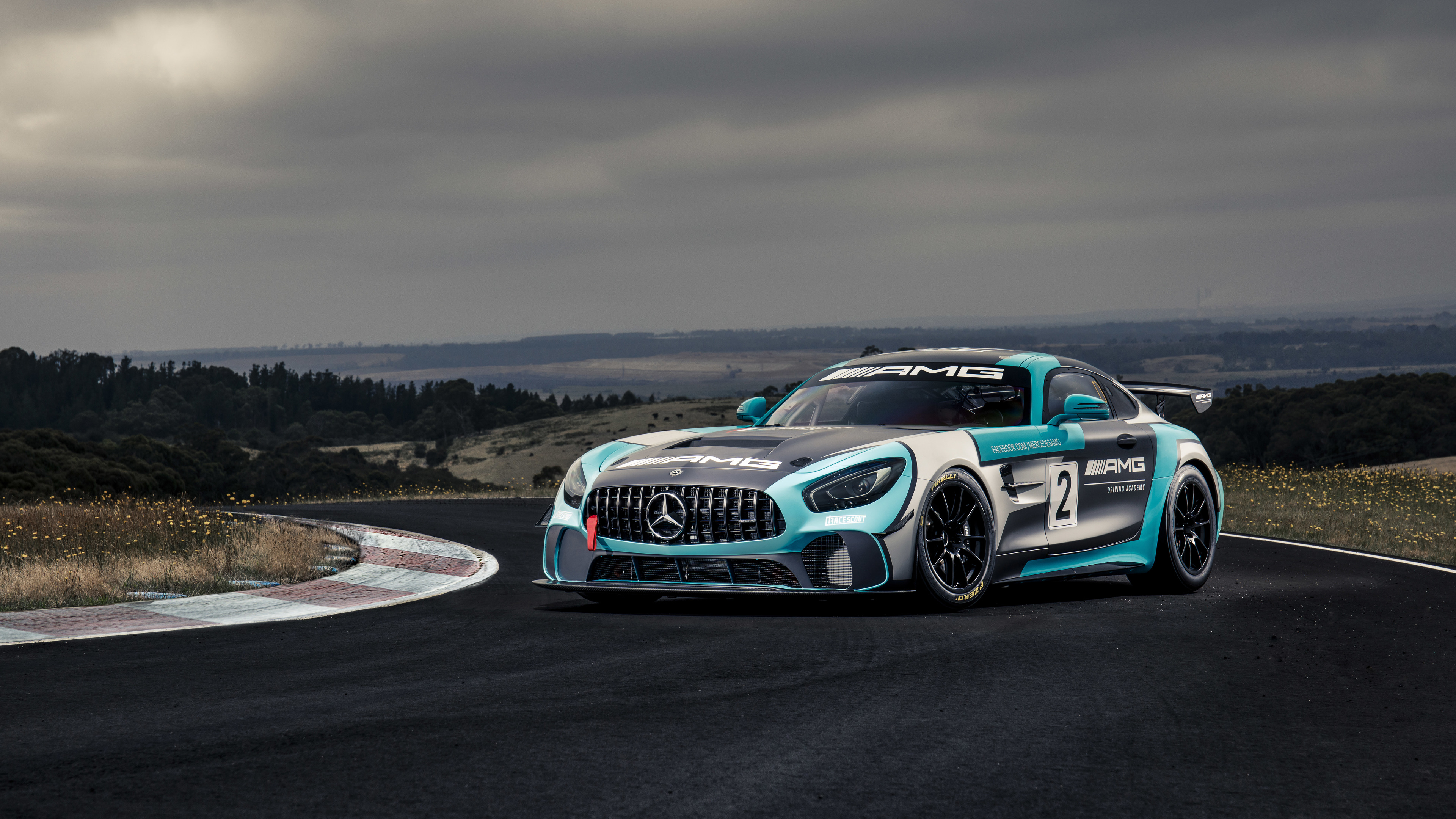 Wallpaper 4k Mercedes Amg Gt4 4k Wallpapers Amg Wallpapers