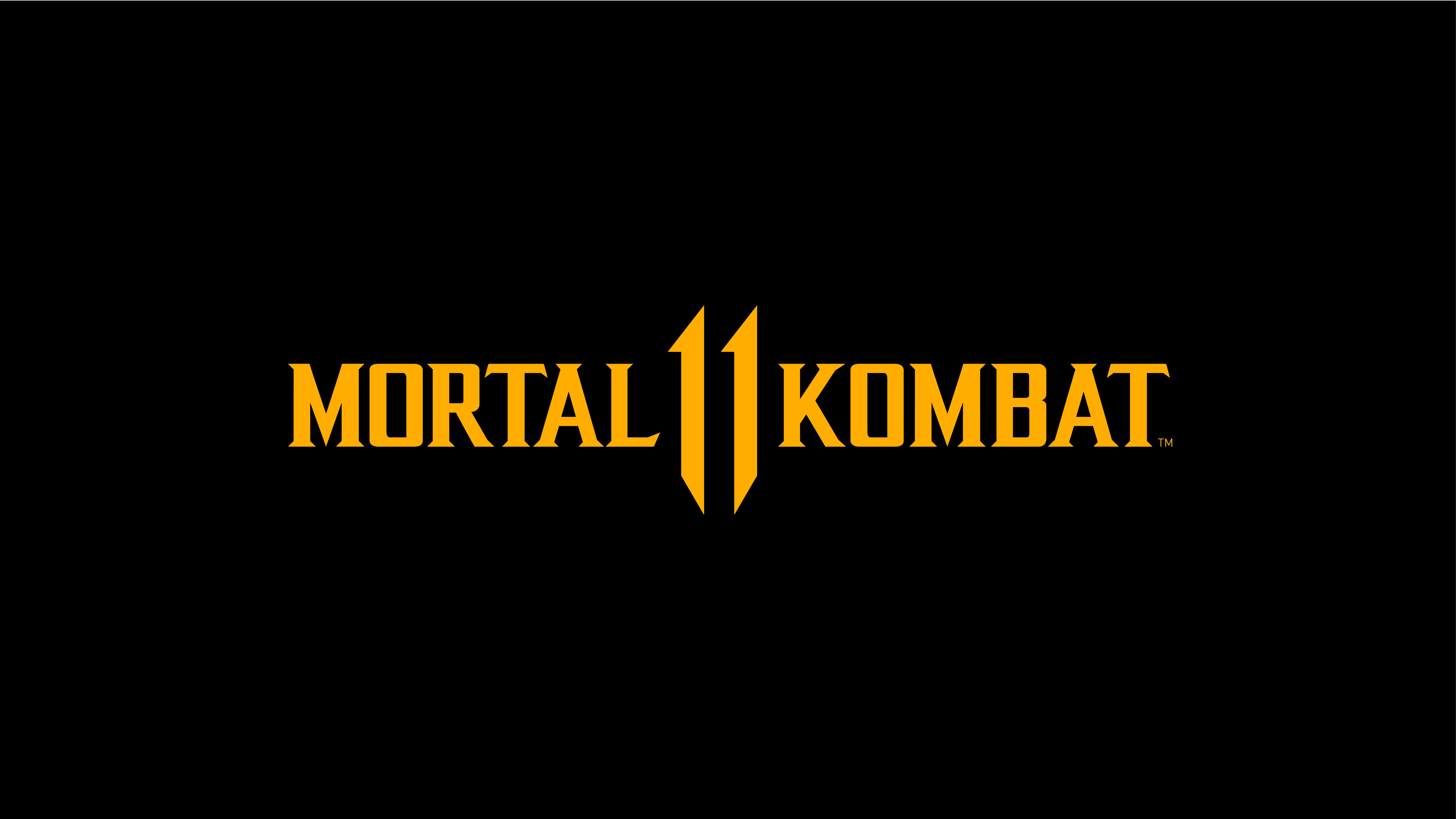 mortal kombat 11 logo dark black 4k 1560534712 - Mortal Kombat 11 Logo Dark Black 4k - mortal kombat wallpapers, mortal kombat 11 wallpapers, hd-wallpapers, games wallpapers, 4k-wallpapers, 2019 games wallpapers