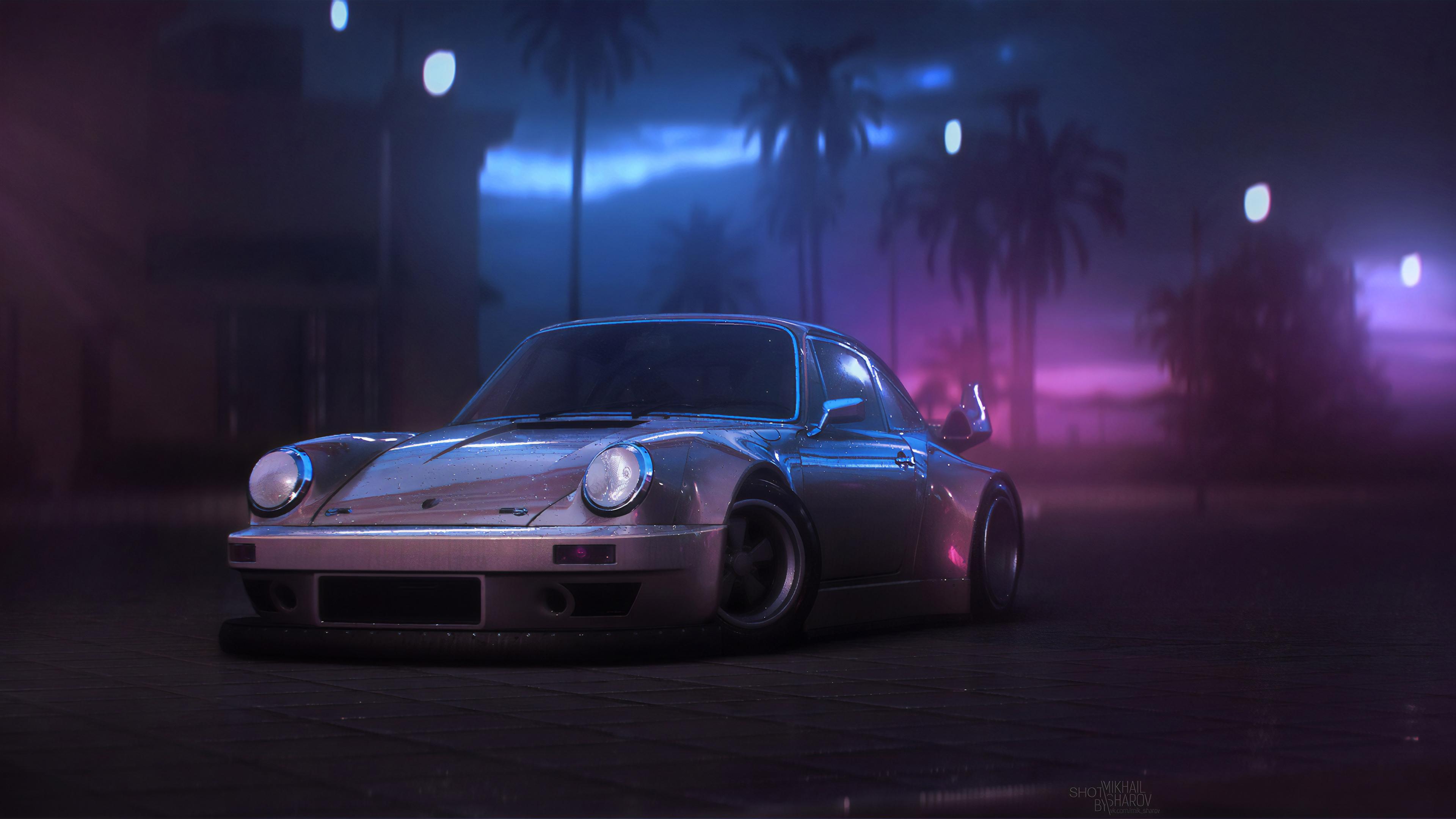Wallpaper 4k Porsche 911 Carrera Rsr Need For Speed 4k