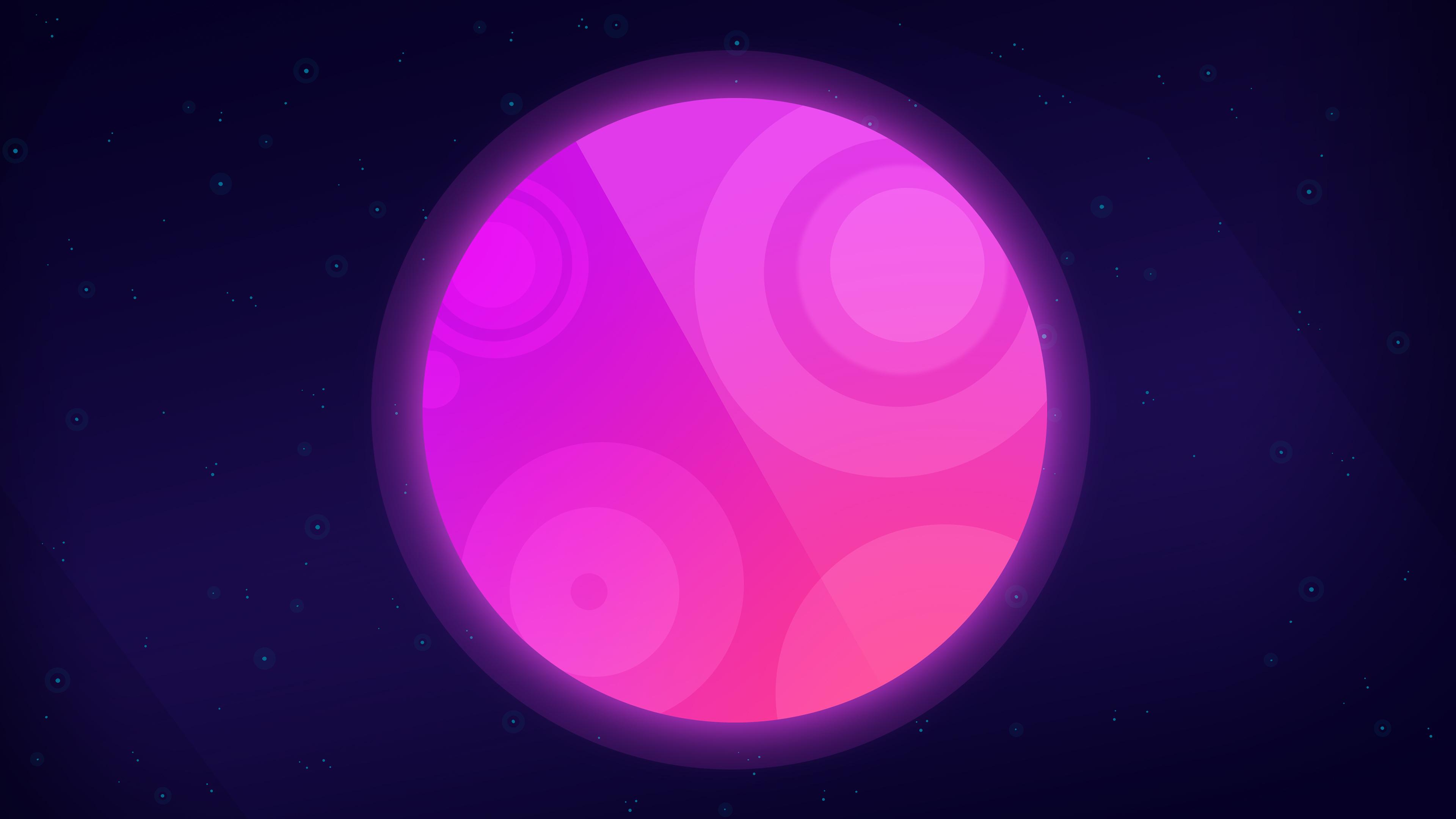 purple planet art 1560535243 - Purple Planet Art - hd-wallpapers, digital art wallpapers, behance wallpapers, artist wallpapers, 4k-wallpapers