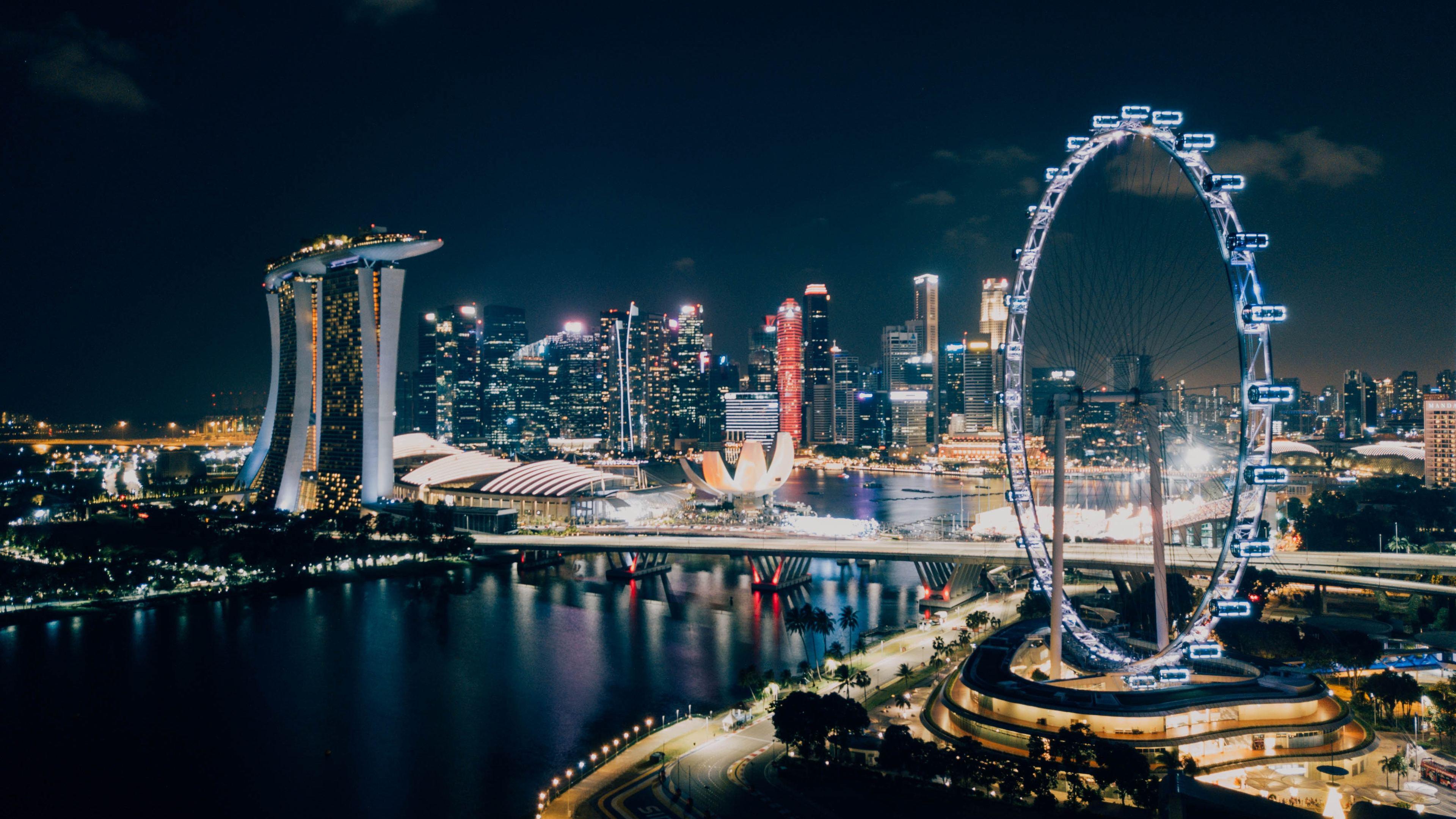 singapore amusement park 4k 1560535902 - Singapore Amusement Park 4k - world wallpapers, singapore wallpapers, hd-wallpapers, city wallpapers, 4k-wallpapers