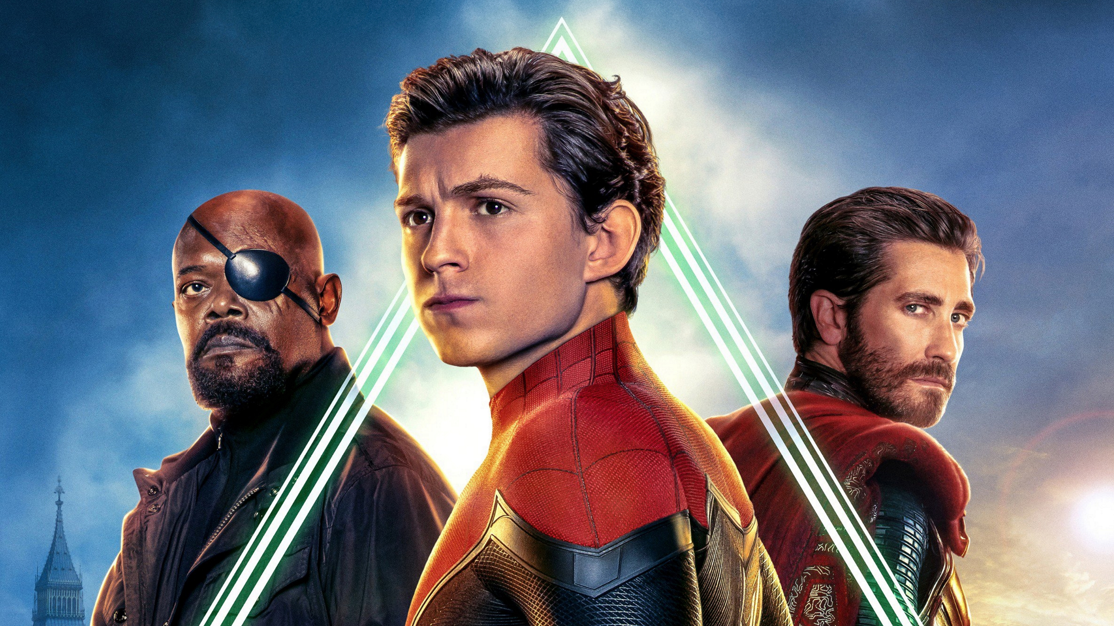 spiderman far from home movie 4k 2019 1560535175 - Spiderman Far From Home Movie 4k 2019 - superheroes wallpapers, spiderman wallpapers, spiderman far from home wallpapers, mysterio wallpapers, movies wallpapers, hd-wallpapers, 4k-wallpapers, 2019 movies wallpapers