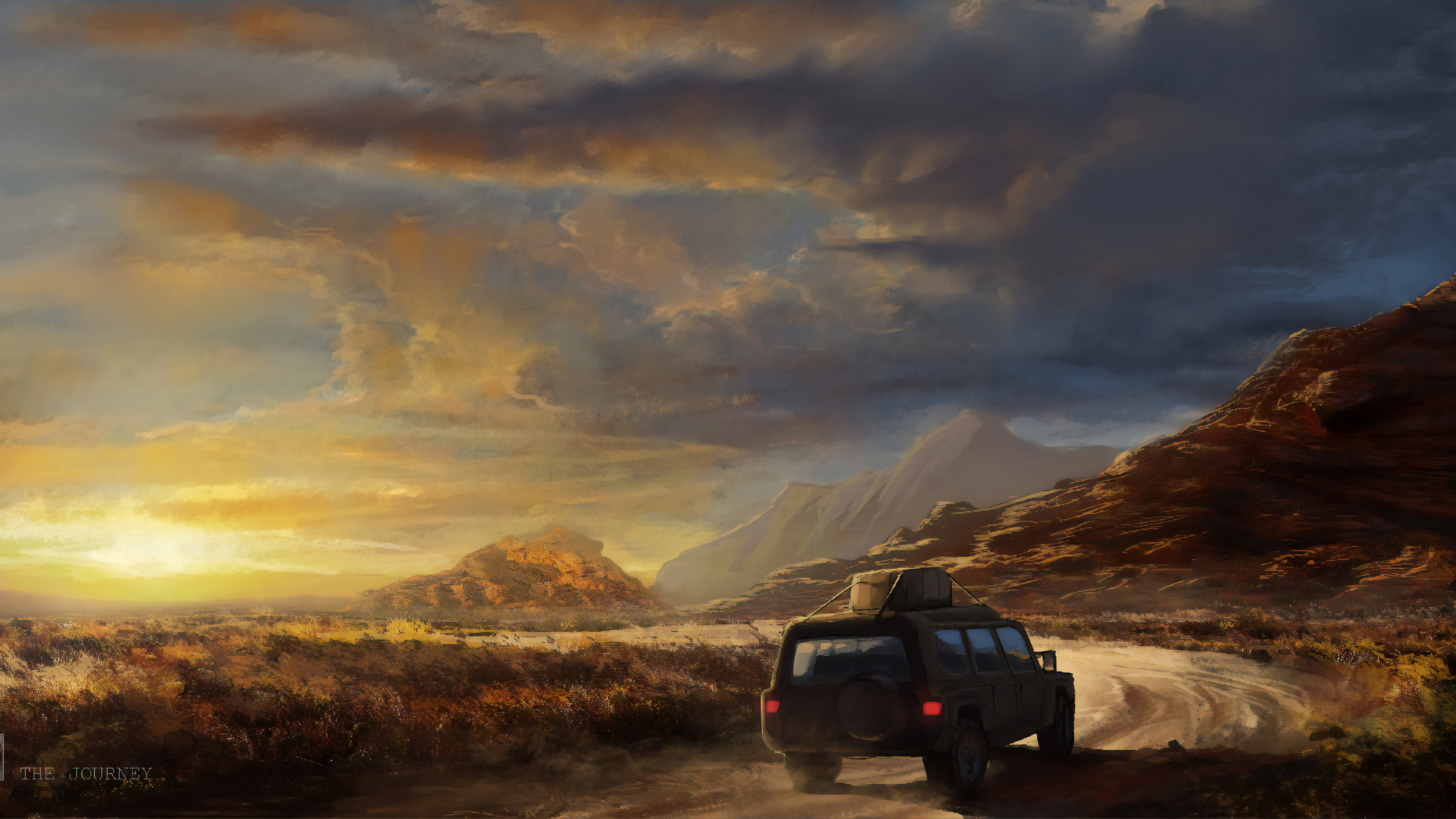 the journey 1560535295 - The Journey - hd-wallpapers, digital art wallpapers, deviantart wallpapers, artwork wallpapers, artist wallpapers, 4k-wallpapers