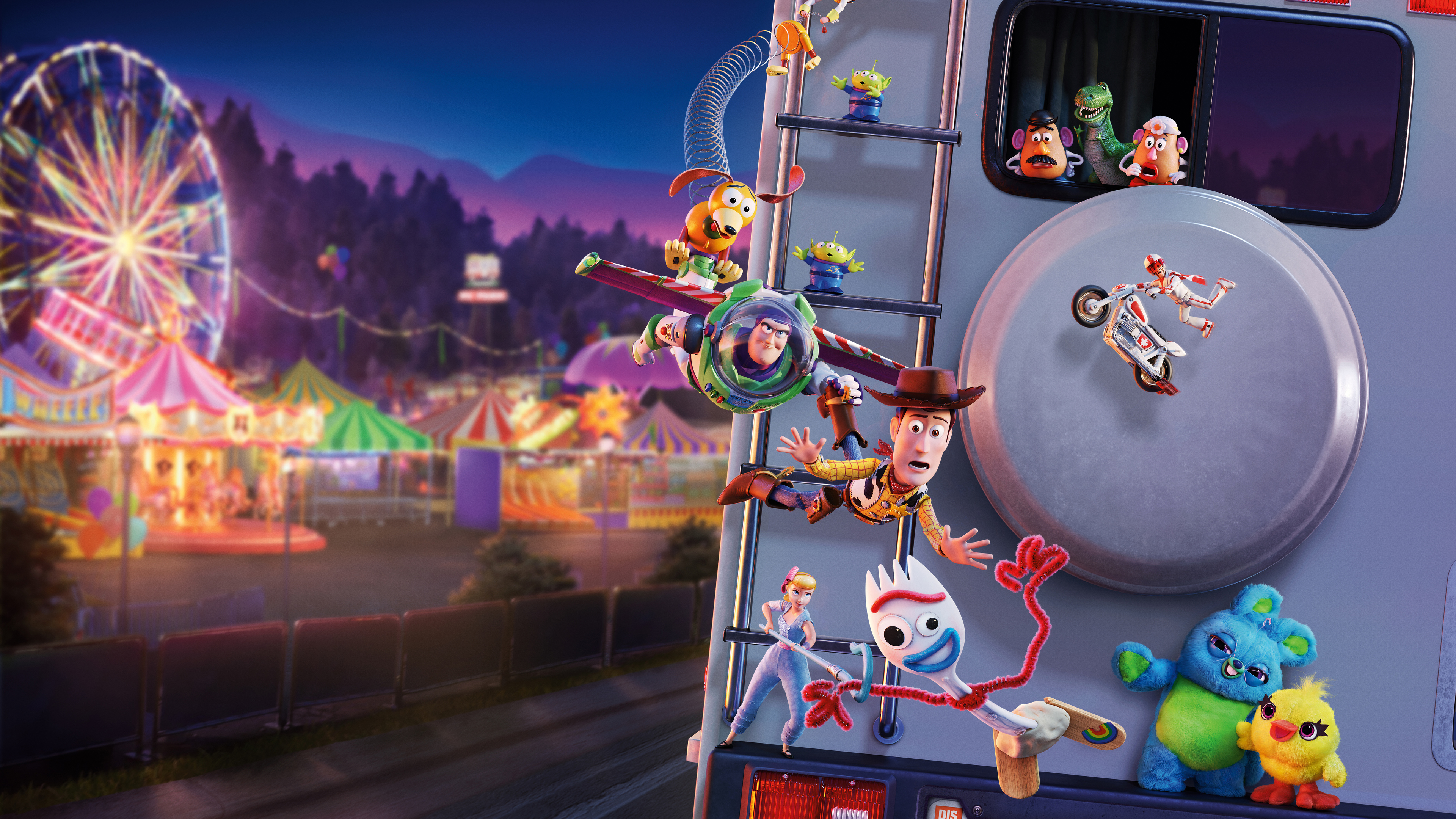 toy story 4 4k 1560535073 - Toy Story 4 4k - toy story 4 wallpapers, movies wallpapers, hd-wallpapers, animated movies wallpapers, 4k-wallpapers, 2019 movies wallpapers