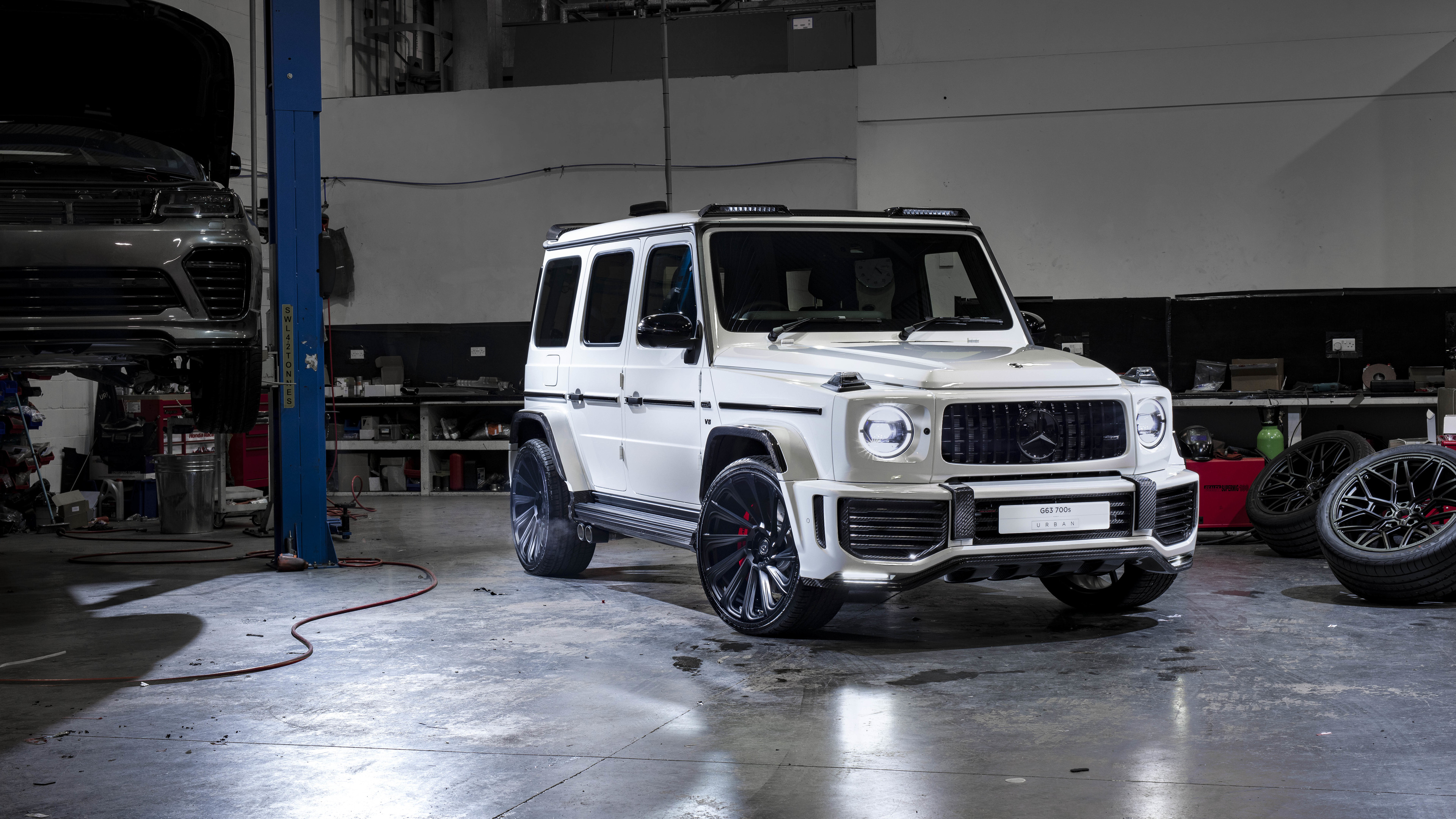 urban automotive mercedes amg g 63 2019 4k 1560534359 - Urban Automotive Mercedes AMG G 63 2019 4k - suv wallpapers, mercedes wallpapers, mercedes g class wallpapers, mercedes benz wallpapers, hd-wallpapers, cars wallpapers, 4k-wallpapers