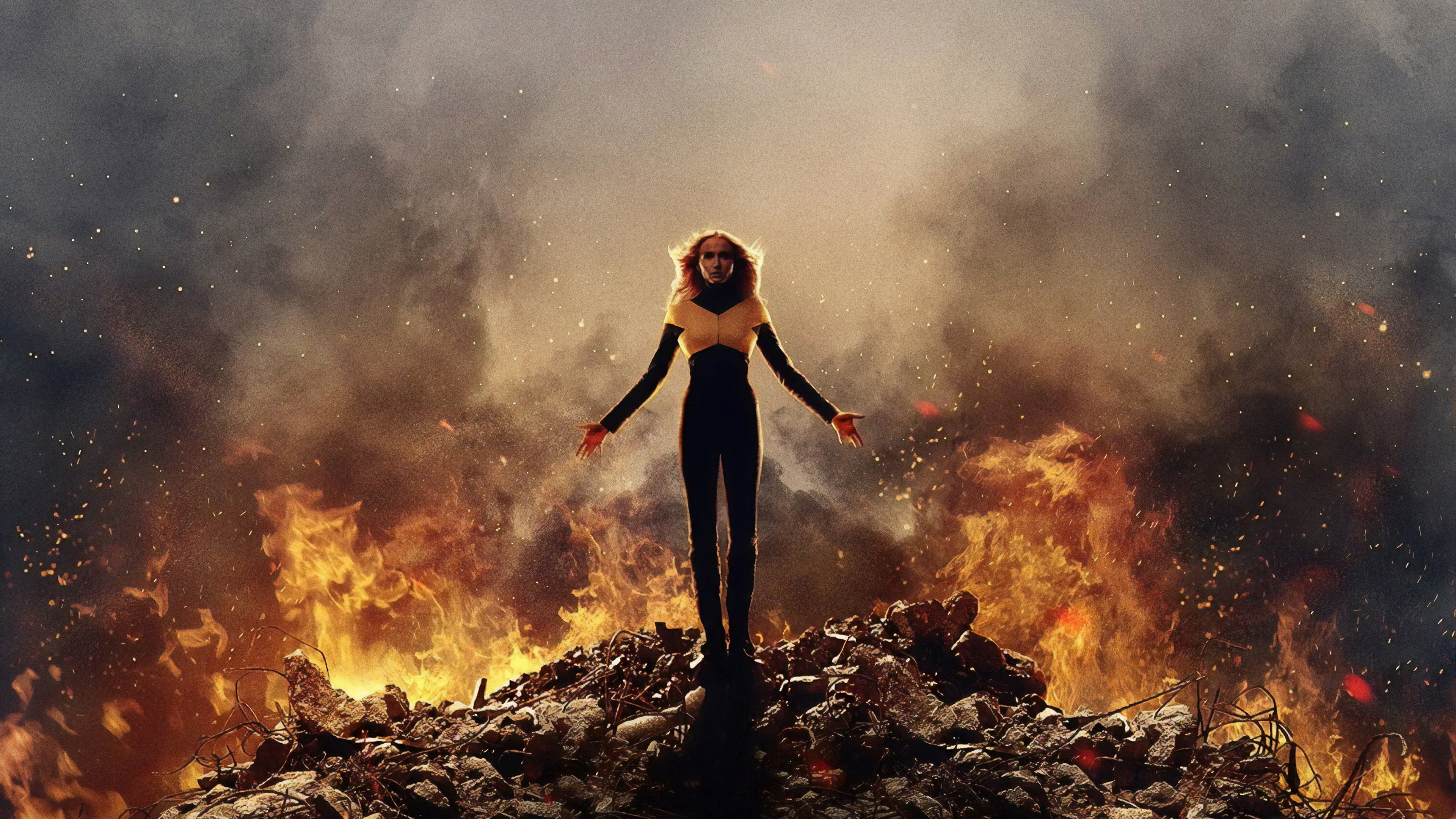 x men dark phoenix 4k 2019 1560535019 - X Men Dark Phoenix 4k 2019 - x men dark phoenix wallpapers, sophie turner wallpapers, movies wallpapers, hd-wallpapers, dark phoenix wallpapers, 4k-wallpapers, 2019 movies wallpapers