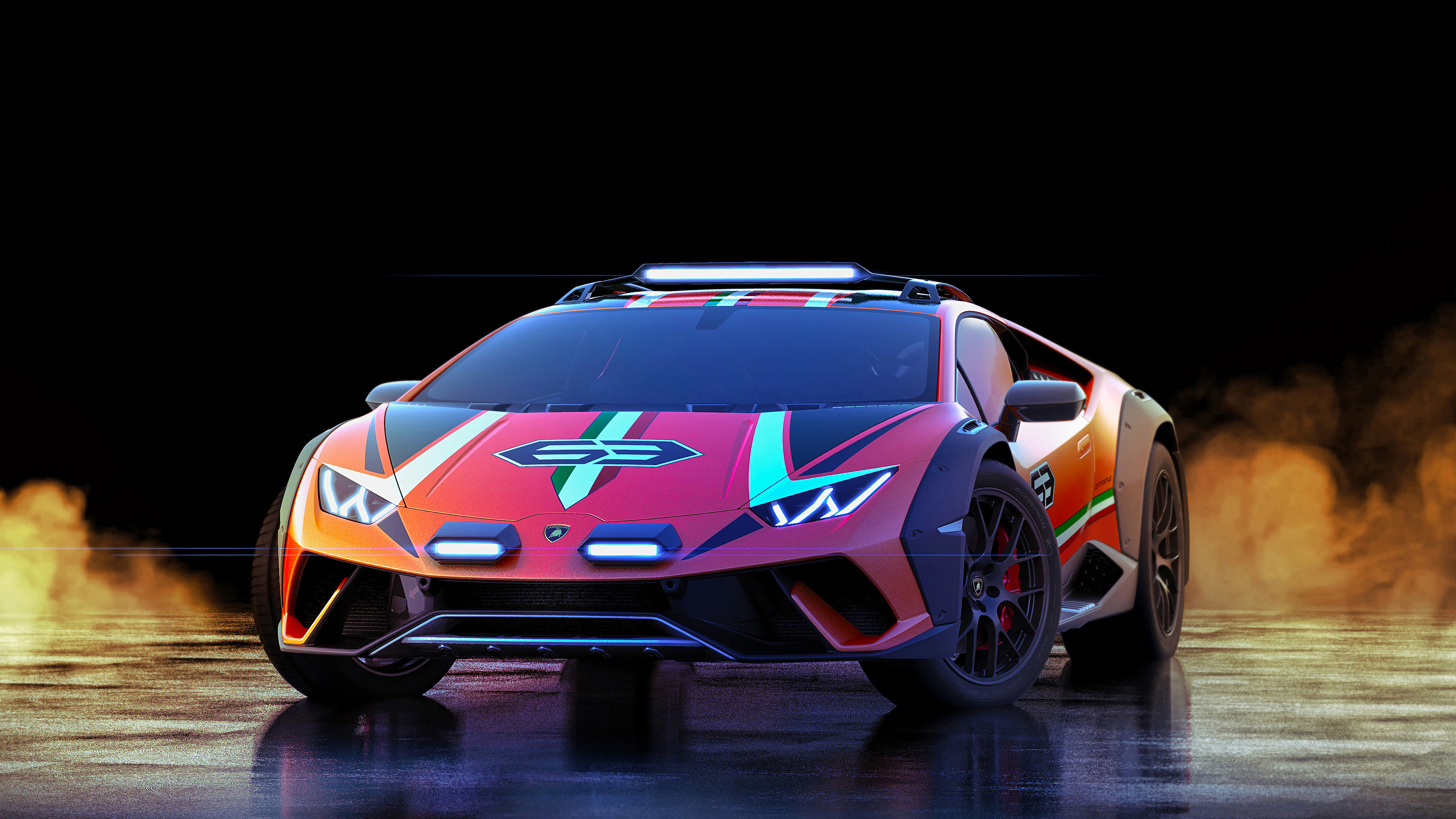 2019 lamborghini huracan sterrato concept 1562107905 - 2019 Lamborghini Huracan Sterrato Concept - lamborghini wallpapers, lamborghini huracan wallpapers, lamborghini huracan sterrato wallpapers, hd-wallpapers, cars wallpapers, 5k wallpapers, 4k-wallpapers, 2019 cars wallpapers