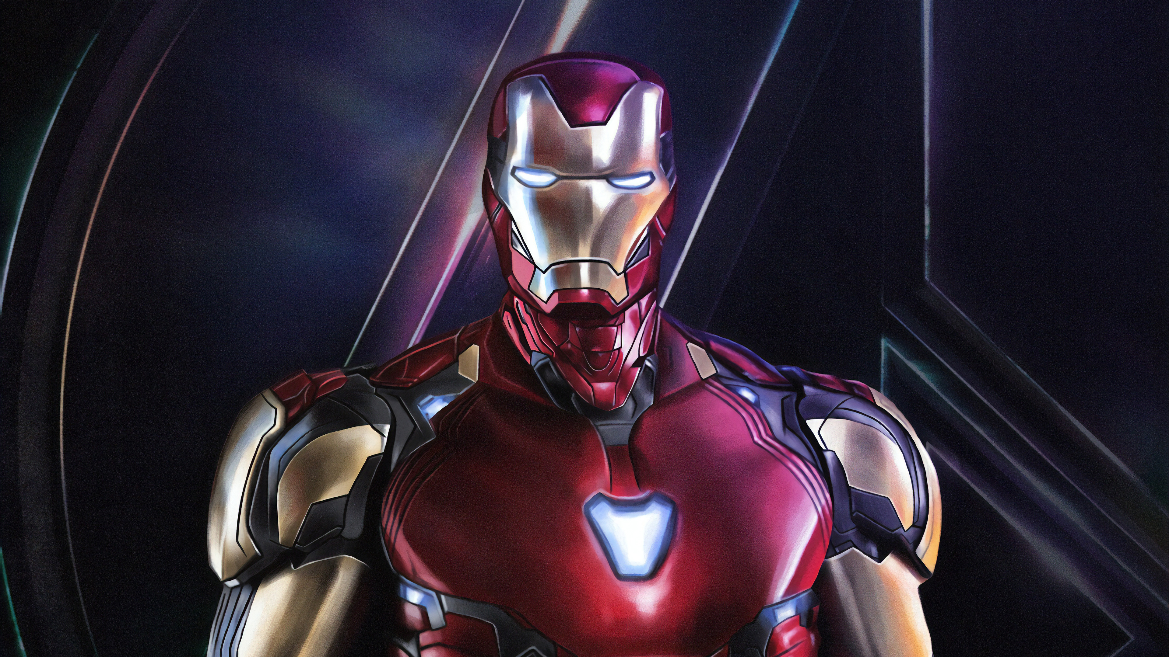 Wallpaper 4k 4k Iron Man Avengers Endgame 4k Wallpapers