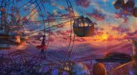 anime ferris wheel painting 1563222603 200x110 - Anime Ferris Wheel Painting - hd-wallpapers, ferris wheel wallpapers, digital art wallpapers, artwork wallpapers, artist wallpapers, anime wallpapers, anime girl wallpapers, 4k-wallpapers