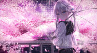anime girl with umbrella outdoors looking back 1563222513 200x110 - Anime Girl With Umbrella Outdoors Looking Back - pink wallpapers, hd-wallpapers, digital art wallpapers, artwork wallpapers, artist wallpapers, anime wallpapers, anime girl wallpapers, 5k wallpapers, 4k-wallpapers