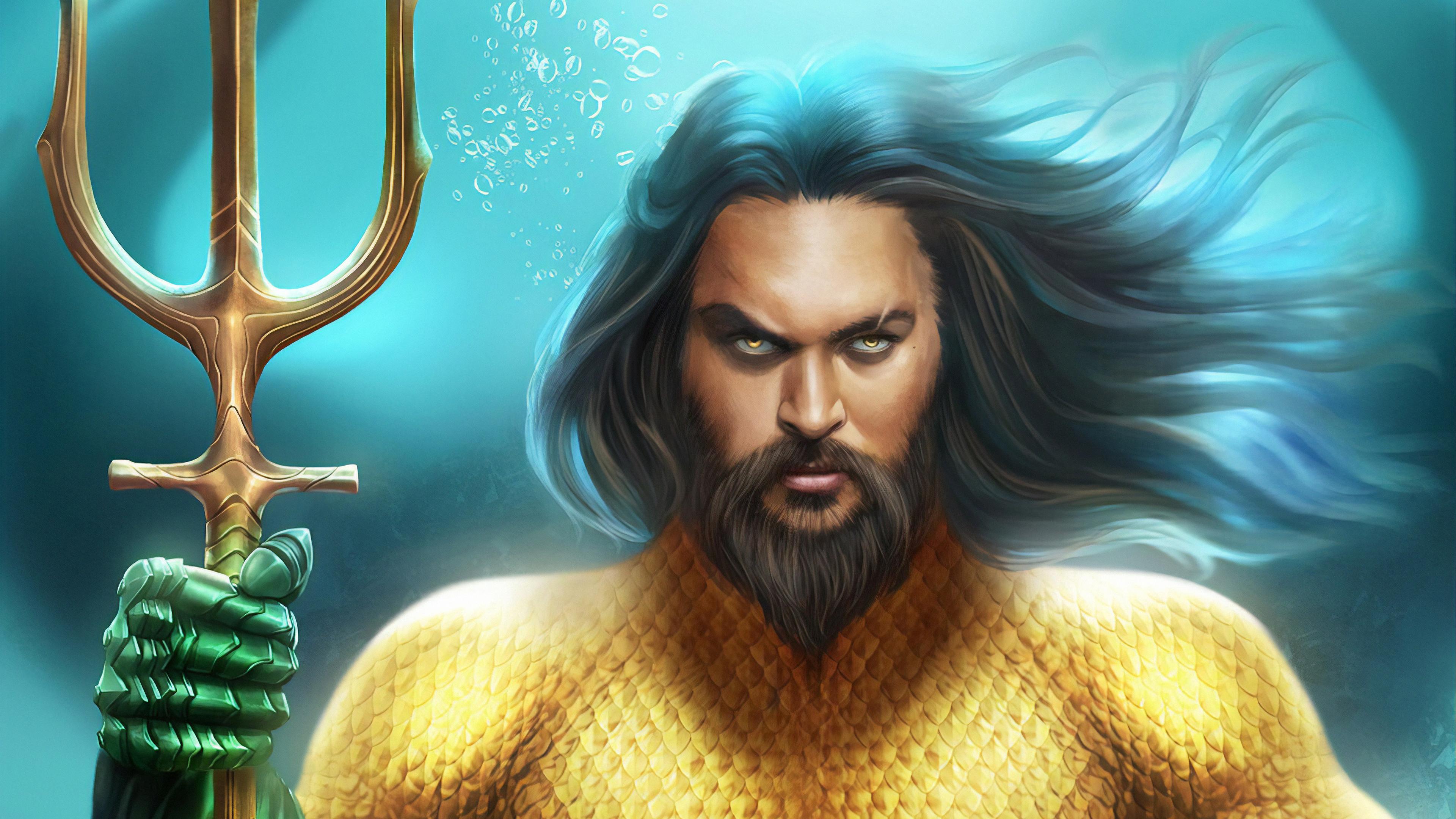 aquaman art 1562106000 - Aquaman Art - superheroes wallpapers, hd-wallpapers, digital art wallpapers, artwork wallpapers, aquaman wallpapers, 4k-wallpapers