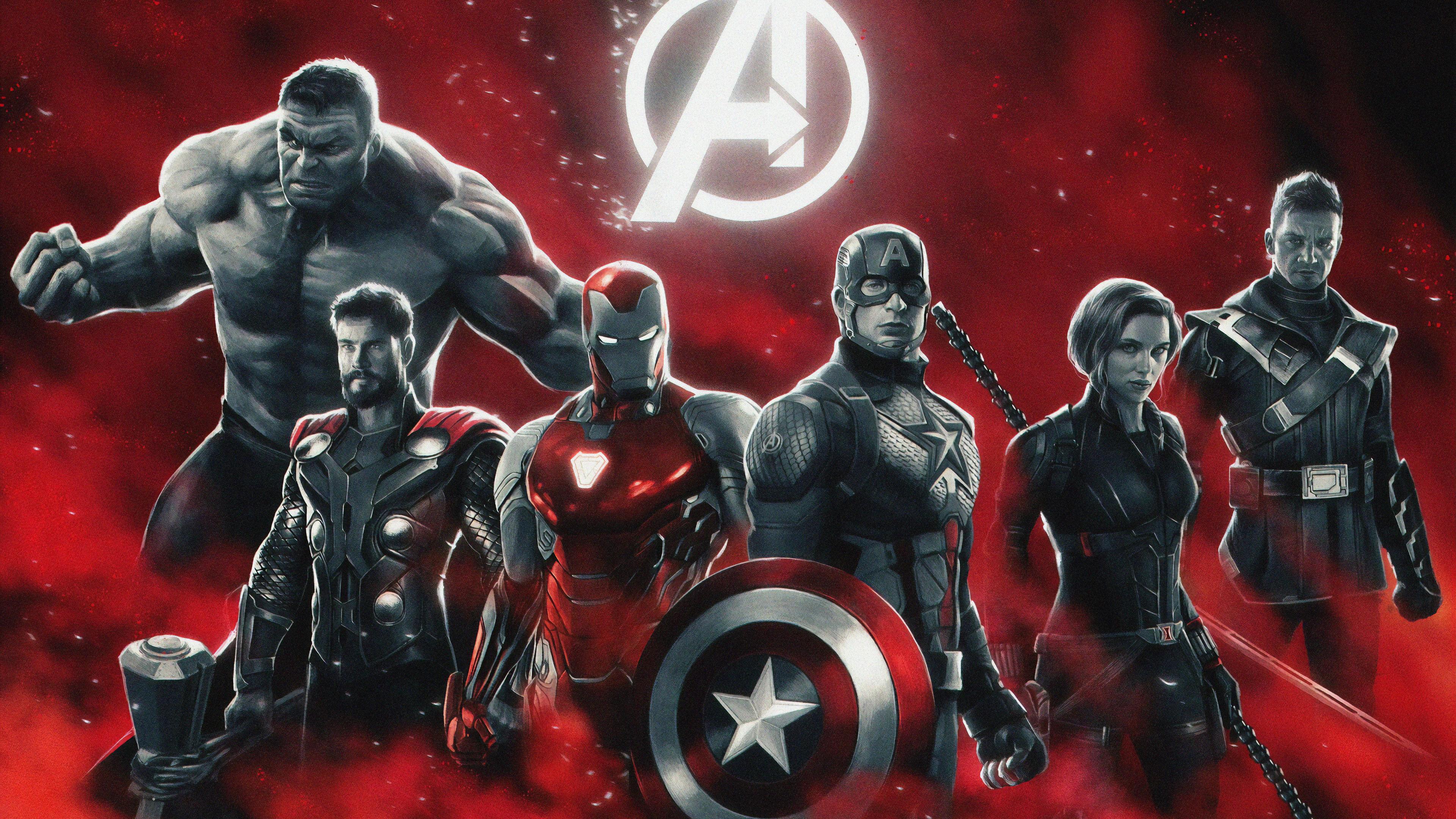 avengers endgame artwork 1563220408 - Avengers Endgame Artwork - thor wallpapers, superheroes wallpapers, hd-wallpapers, avengers endgame wallpapers, artwork wallpapers, 4k-wallpapers