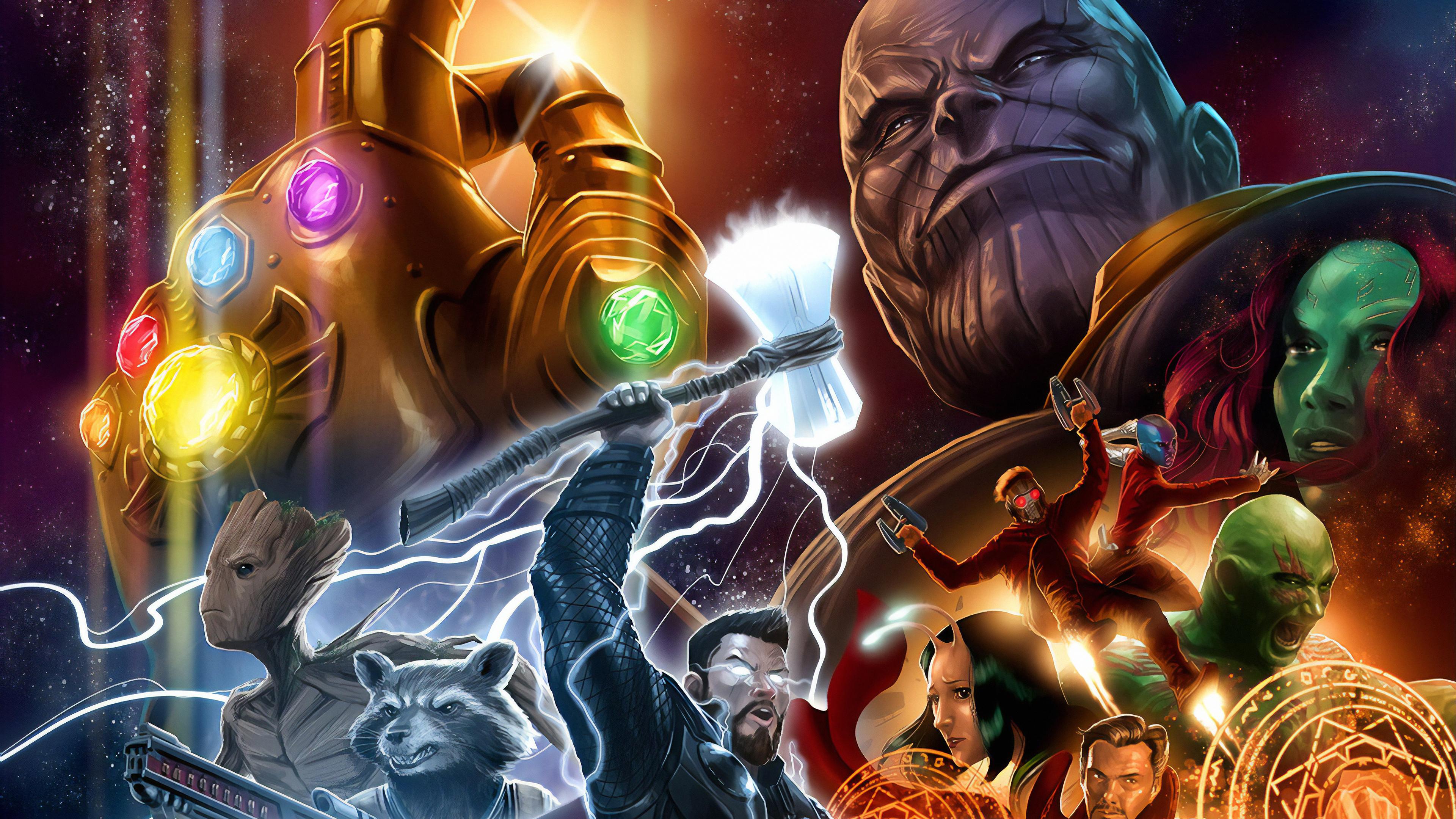 avengers endgame 1562105891 - Avengers Endgame - thor wallpapers, superheroes wallpapers, hd-wallpapers, avengers endgame wallpapers, artwork wallpapers, 4k-wallpapers