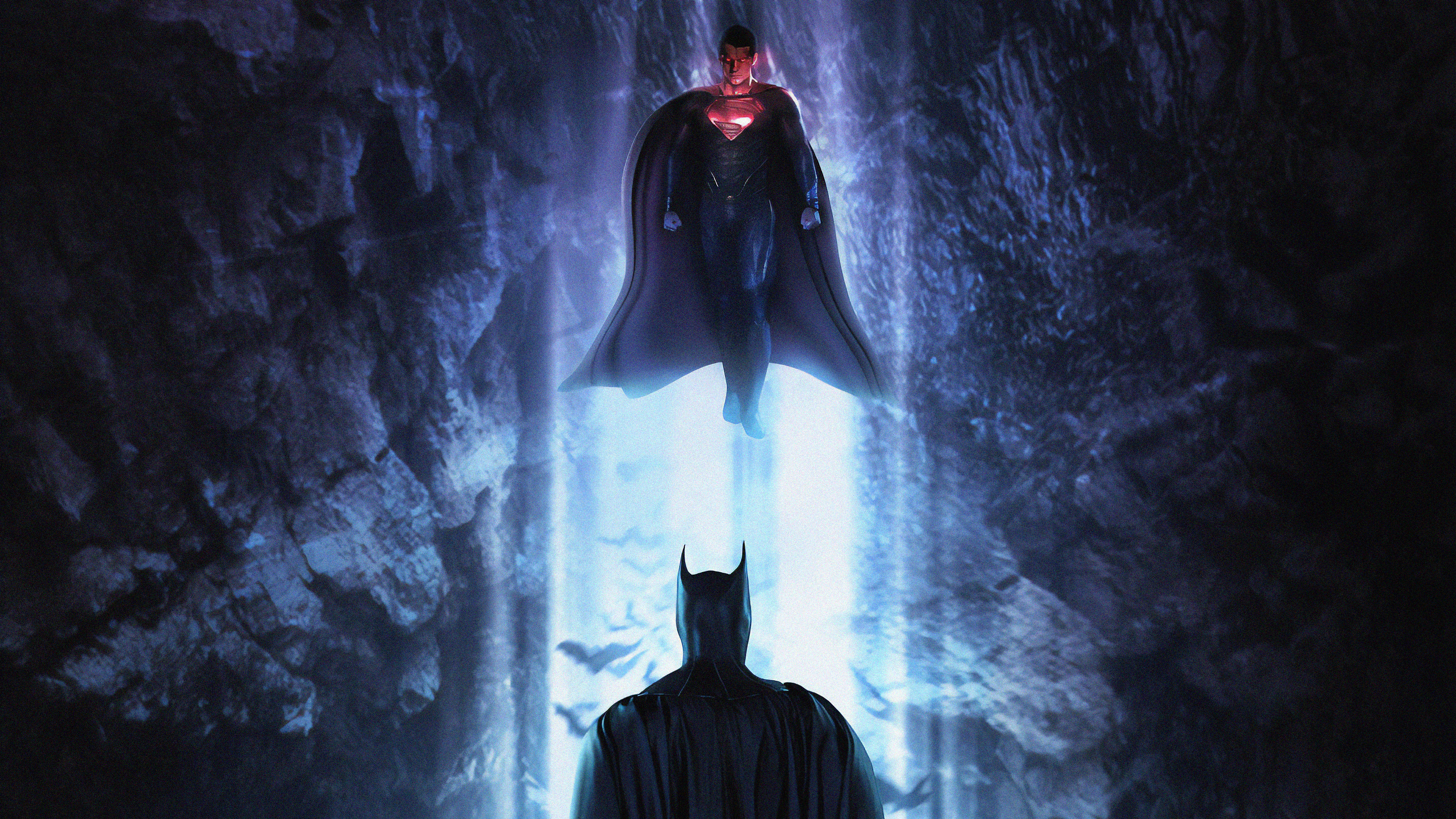 batman and superman art 1563220384 - Batman And Superman Art - superman wallpapers, superheroes wallpapers, hd-wallpapers, digital art wallpapers, batman wallpapers, artwork wallpapers, 4k-wallpapers