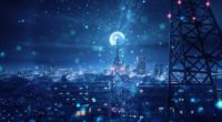 blue night big moon anime scenery 1563222526 200x110 - Blue Night Big Moon Anime Scenery - scenery wallpapers, night wallpapers, hd-wallpapers, anime wallpapers, 4k-wallpapers