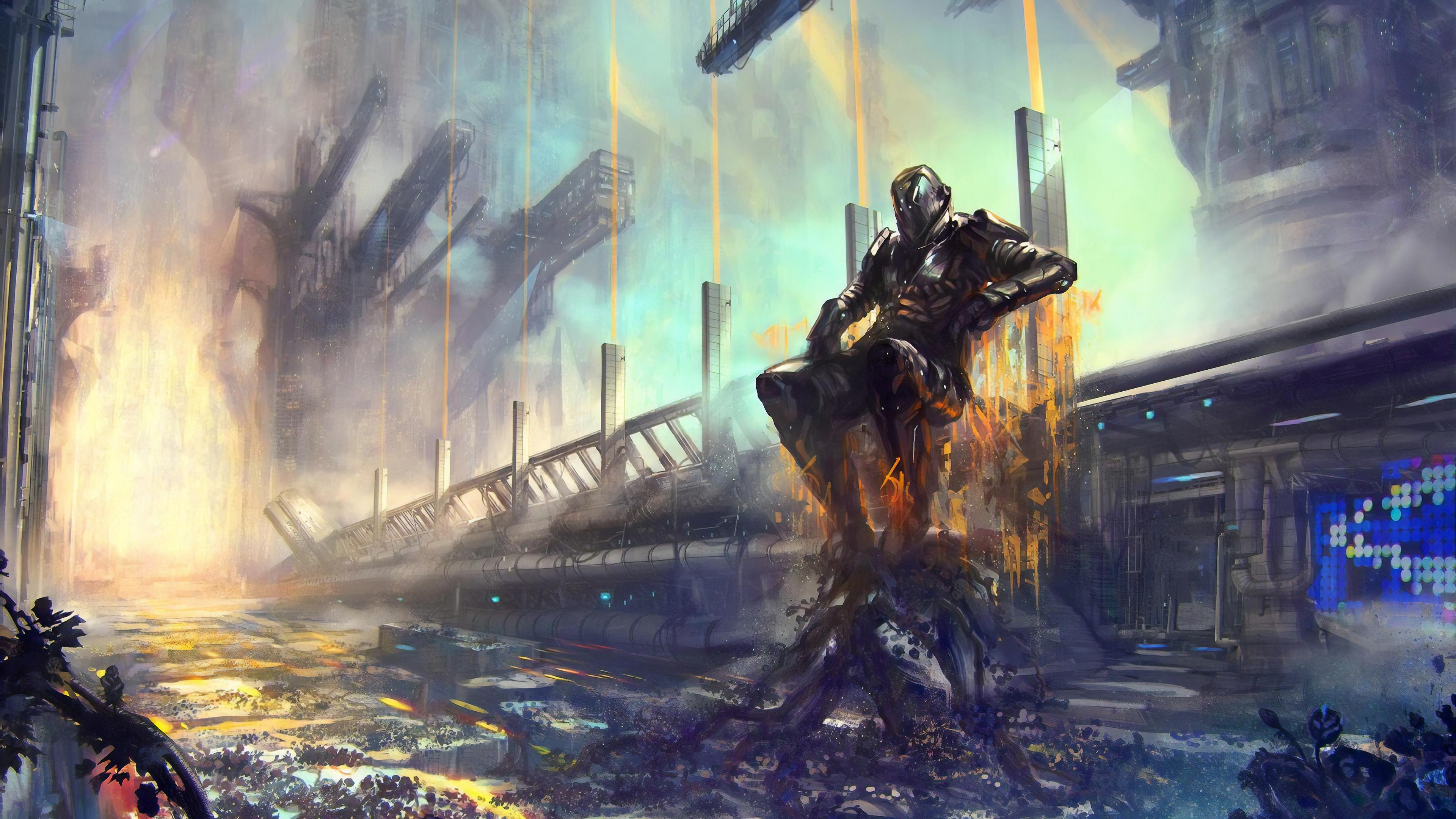 cyberpunk boss 1563222048 - Cyberpunk Boss - scifi wallpapers, hd-wallpapers, digital art wallpapers, deviantart wallpapers, cyberpunk wallpapers, artwork wallpapers, artist wallpapers, 4k-wallpapers