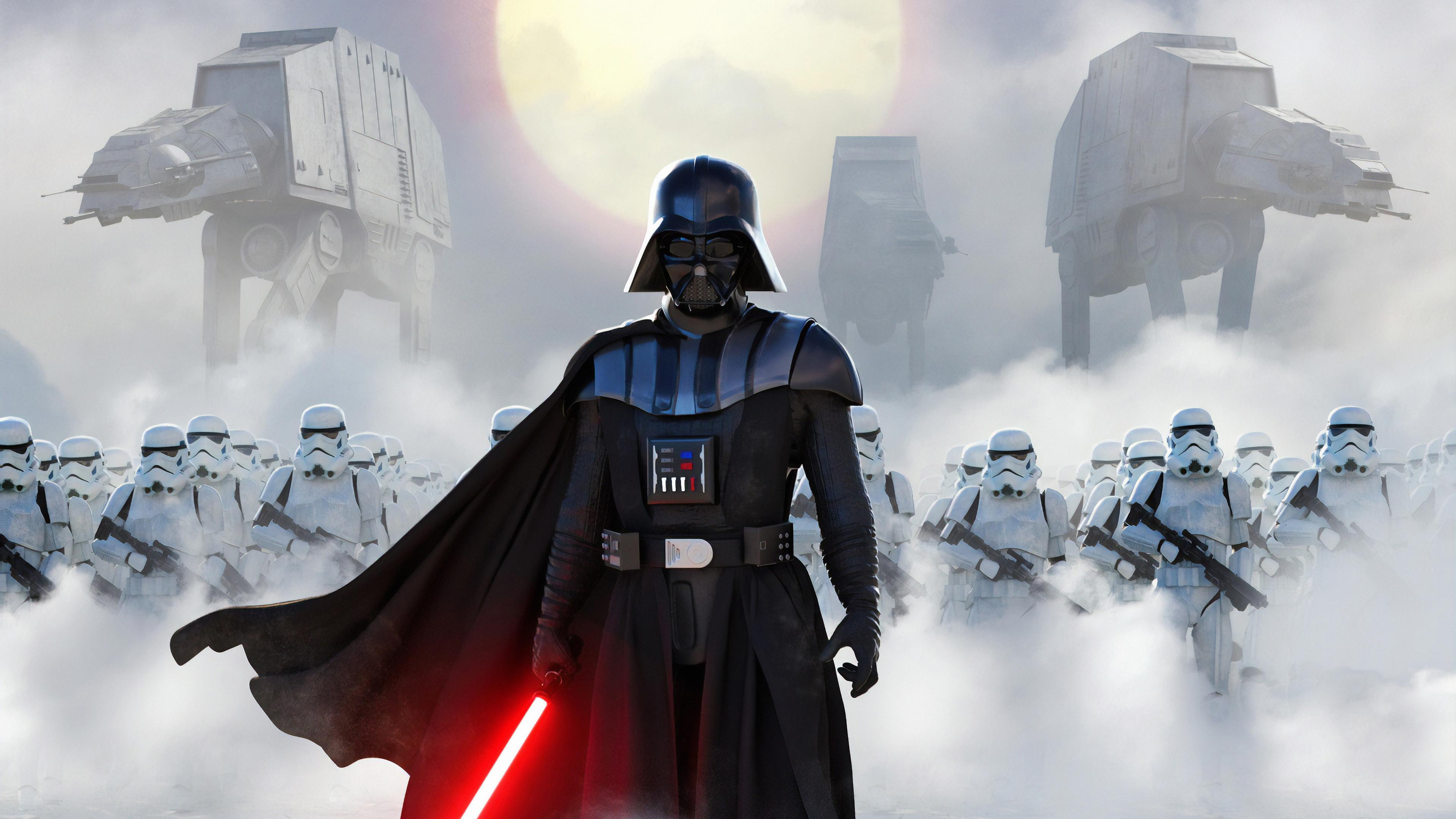 Wallpaper 4k Darth Vader 4k Wallpapers Artstation Wallpapers Artwork Wallpapers Darth Vader Wallpapers Hd Wallpapers Movies Wallpapers Star Wars Wallpapers