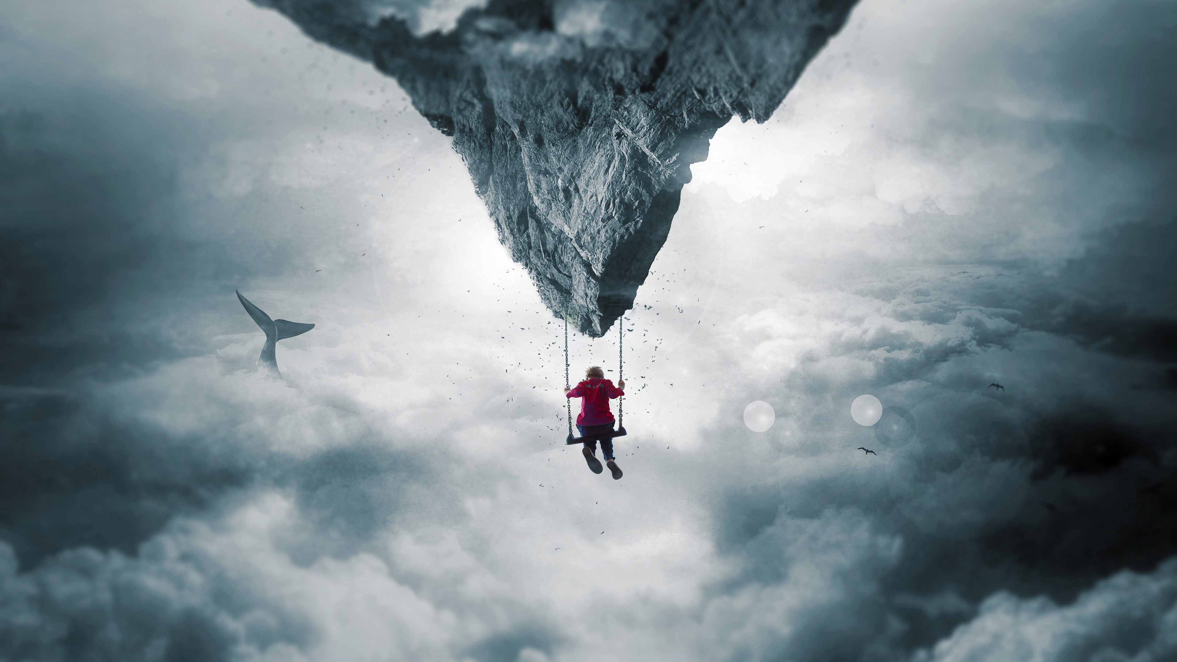 dream swing 1563222137 - Dream Swing - swing wallpapers, hd-wallpapers, digital art wallpapers, artwork wallpapers, artist wallpapers, 5k wallpapers, 4k-wallpapers