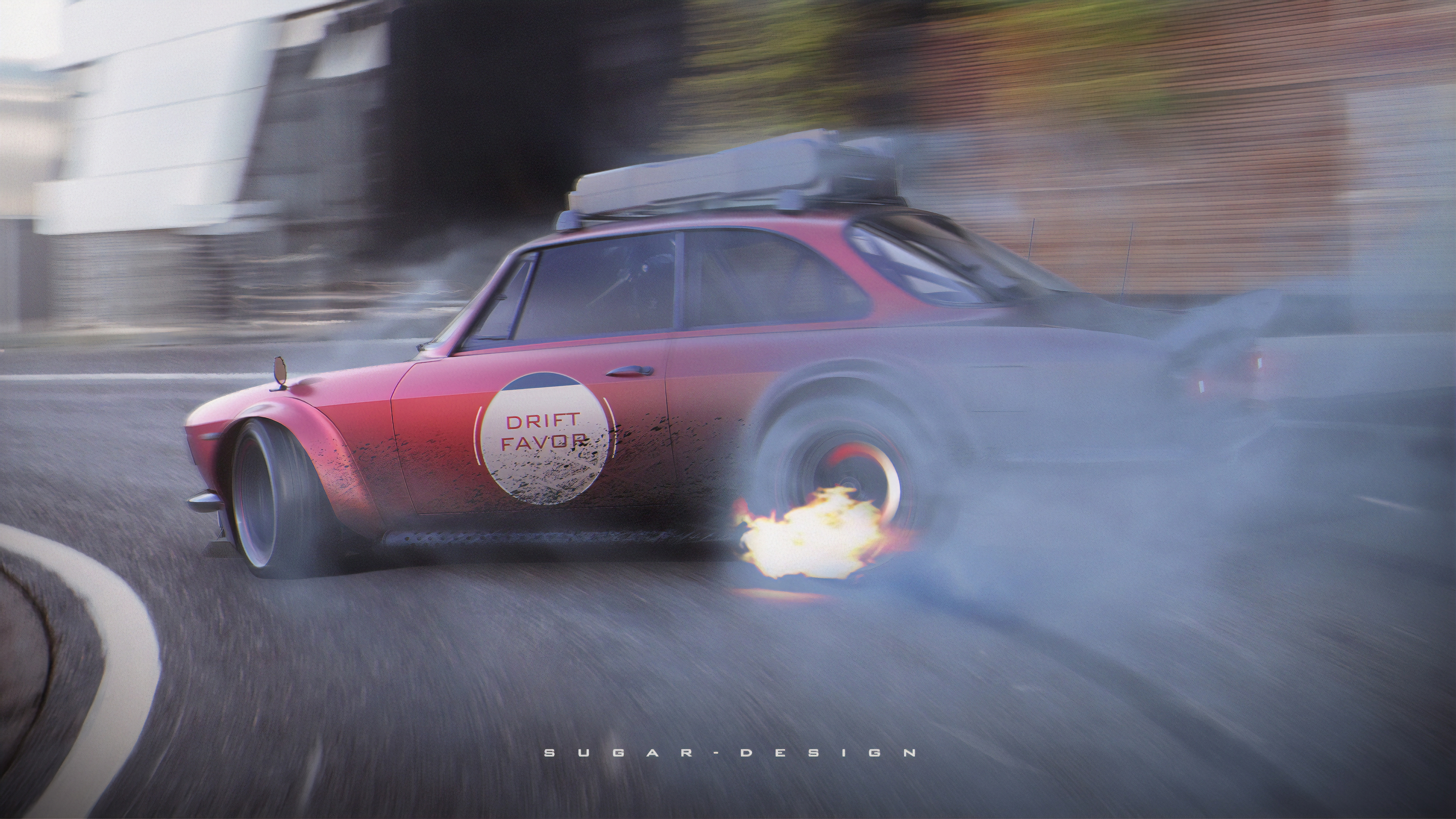 drift favor 1563221025 - Drift Favor - hd-wallpapers, drifting cars wallpapers, digital art wallpapers, cars wallpapers, artwork wallpapers, artstation wallpapers, artist wallpapers, 4k-wallpapers