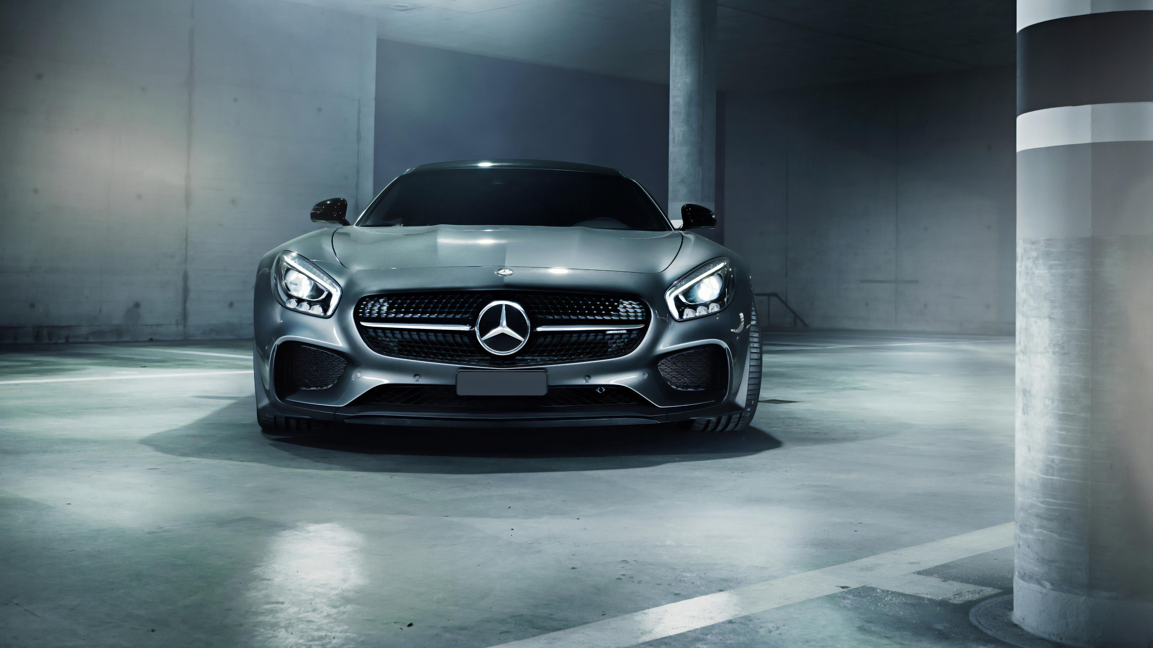 grey mercedes benz amg gt front 1562108056 - Grey Mercedes Benz Amg GT Front - mercedes wallpapers, mercedes amg gtr wallpapers, hd-wallpapers, cars wallpapers, behance wallpapers, 4k-wallpapers, 2019 cars wallpapers