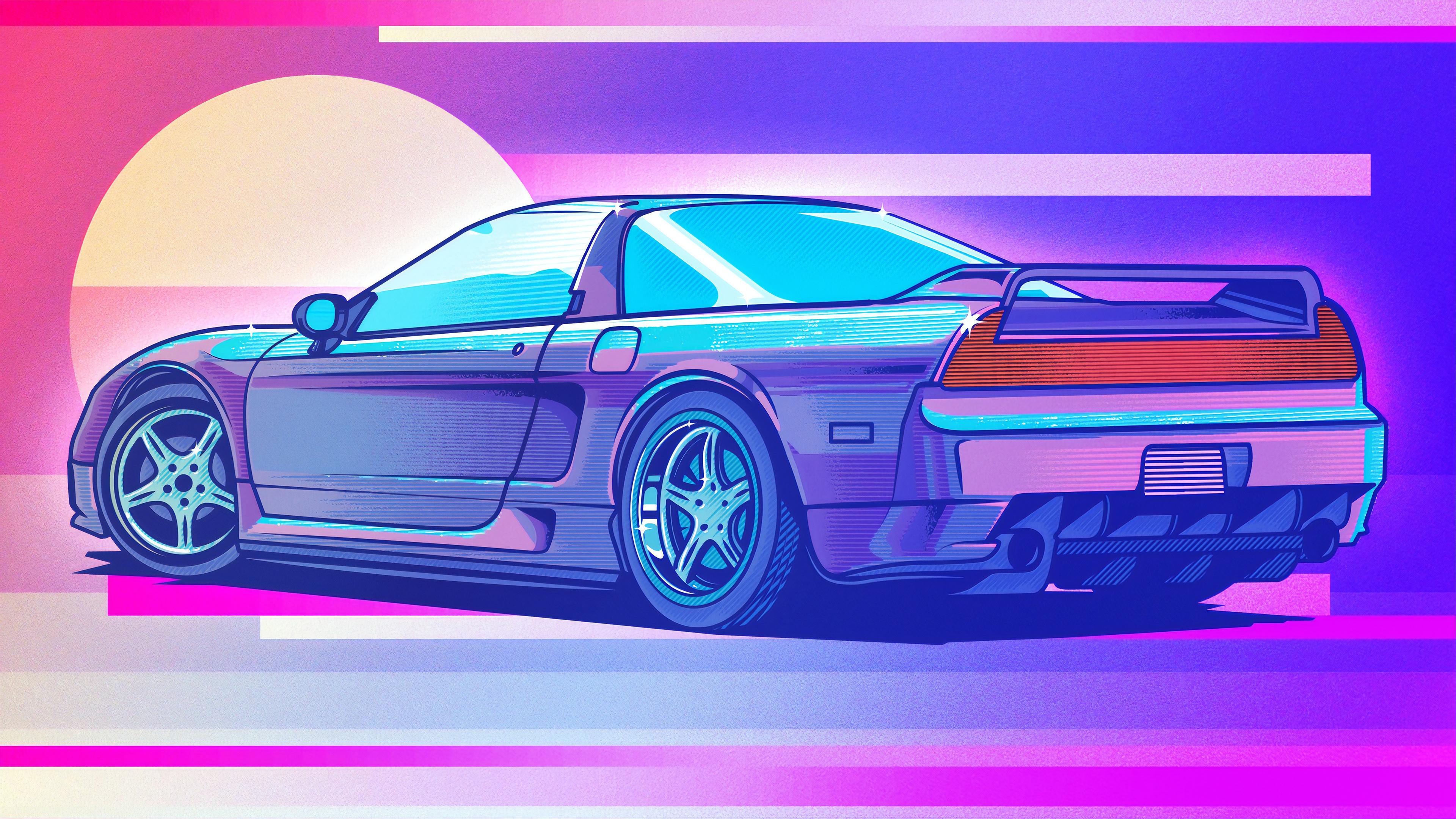 honda nsx retrowave art 1563221178 - Honda Nsx Retrowave Art - retrowave wallpapers, honda wallpapers, honda nsx wallpapers, hd-wallpapers, digital art wallpapers, cars wallpapers, artwork wallpapers, artist wallpapers, 4k-wallpapers