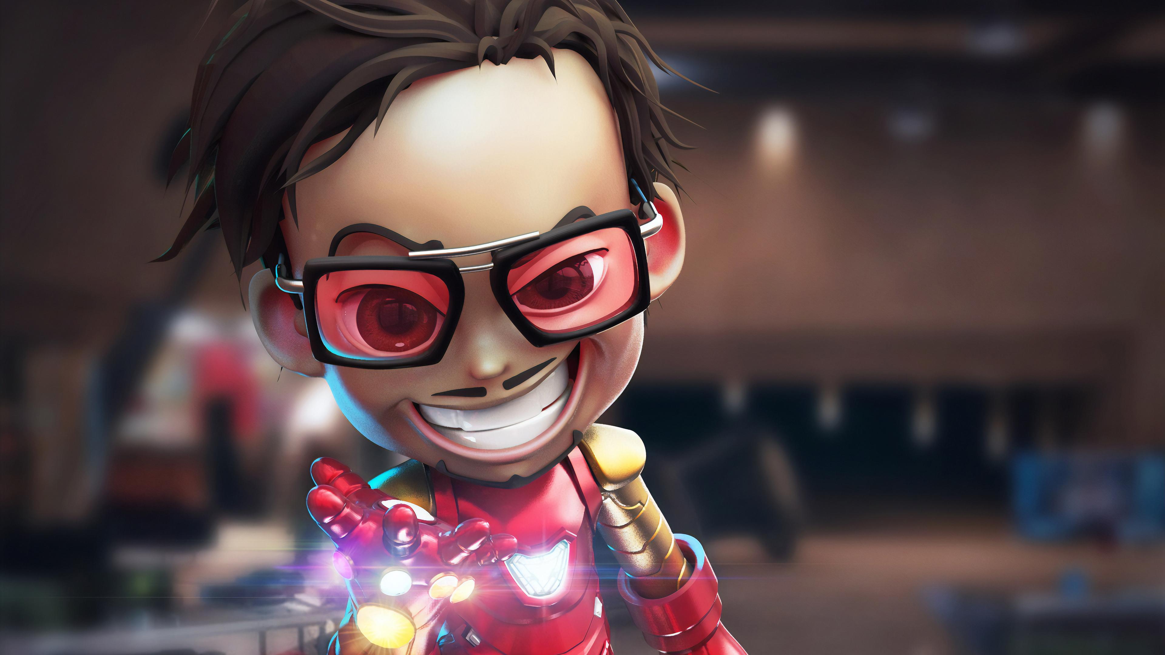 kid iron man 1562104957 - Kid Iron Man - superheroes wallpapers, iron man wallpapers, hd-wallpapers, digital art wallpapers, behance wallpapers, artwork wallpapers, 4k-wallpapers