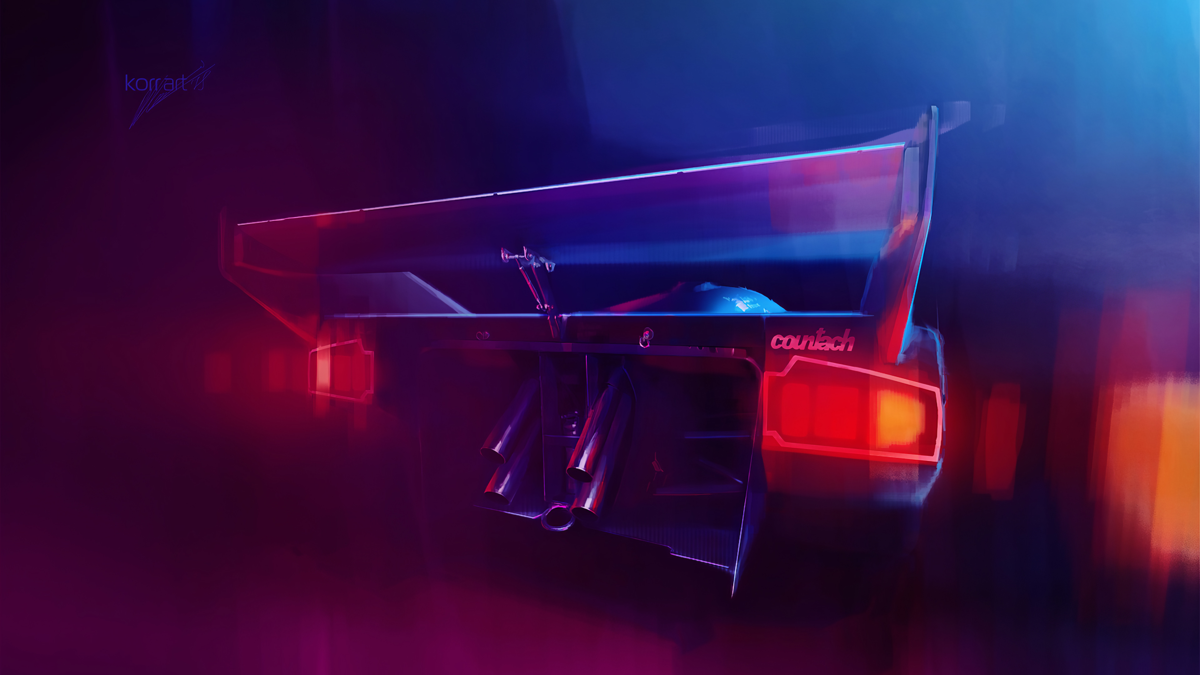 lamborghini countach digital art 1563221055 - Lamborghini Countach Digital Art - lamborghini wallpapers, lamborghini countach wallpapers, hd-wallpapers, digital art wallpapers, cars wallpapers, behance wallpapers, artwork wallpapers, artist wallpapers, 4k-wallpapers