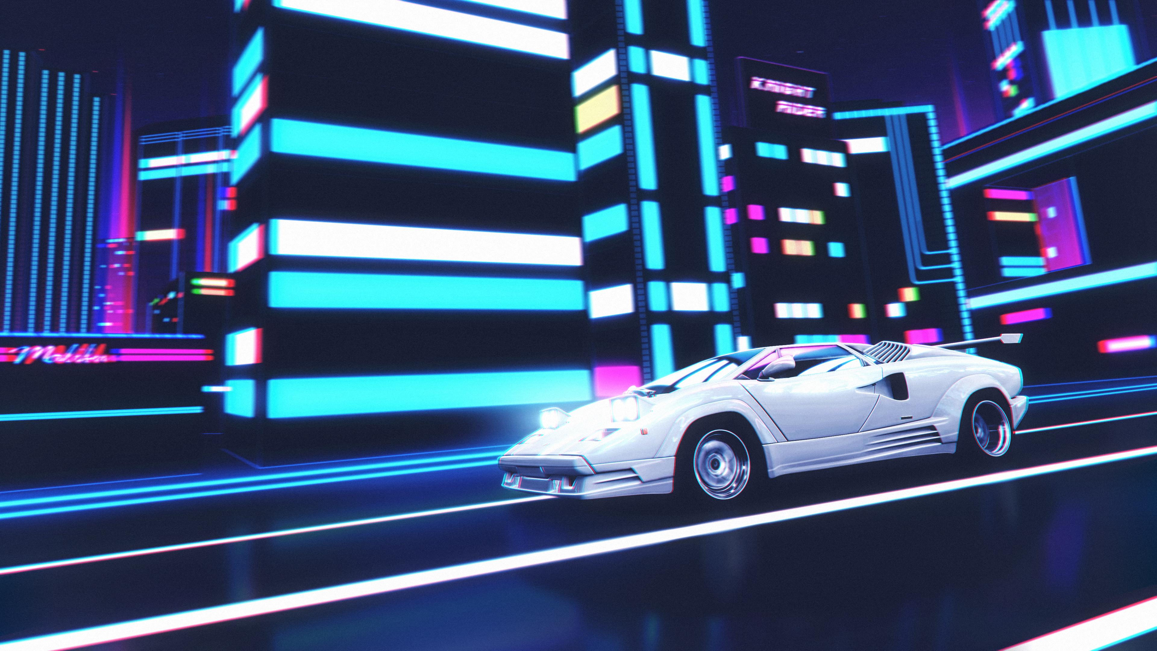 lamborghini countach retro art 1562107914 - Lamborghini Countach Retro Art - retro wallpapers, lamborghini wallpapers, lamborghini countach wallpapers, hd-wallpapers, digital art wallpapers, cars wallpapers, artwork wallpapers, artist wallpapers, 4k-wallpapers
