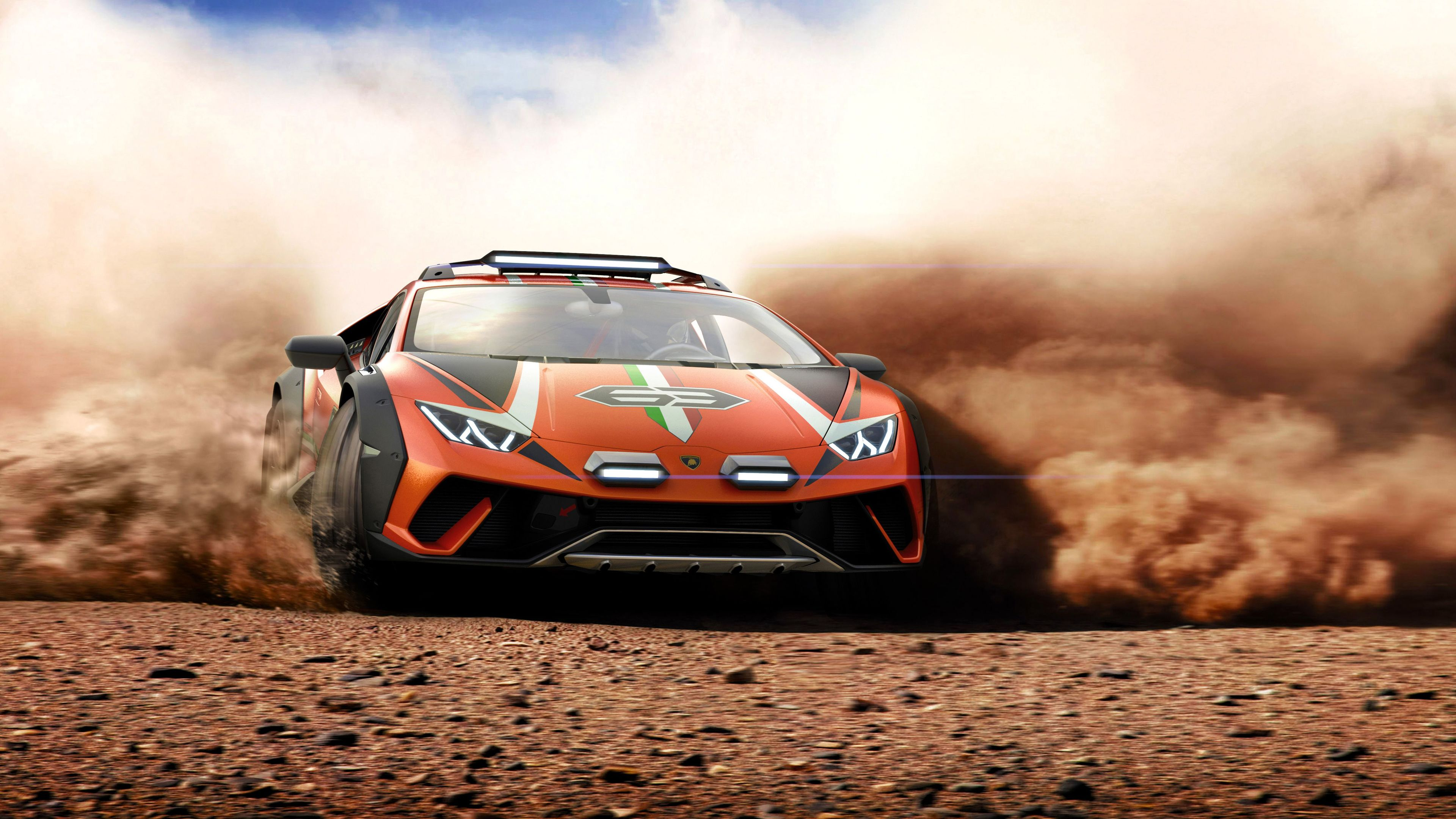 lamborghini huracan sterrato concept 2019 offroad 1562107934 - Lamborghini Huracan Sterrato Concept 2019 Offroad - lamborghini wallpapers, lamborghini huracan wallpapers, lamborghini huracan sterrato wallpapers, hd-wallpapers, cars wallpapers, 5k wallpapers, 4k-wallpapers, 2019 cars wallpapers