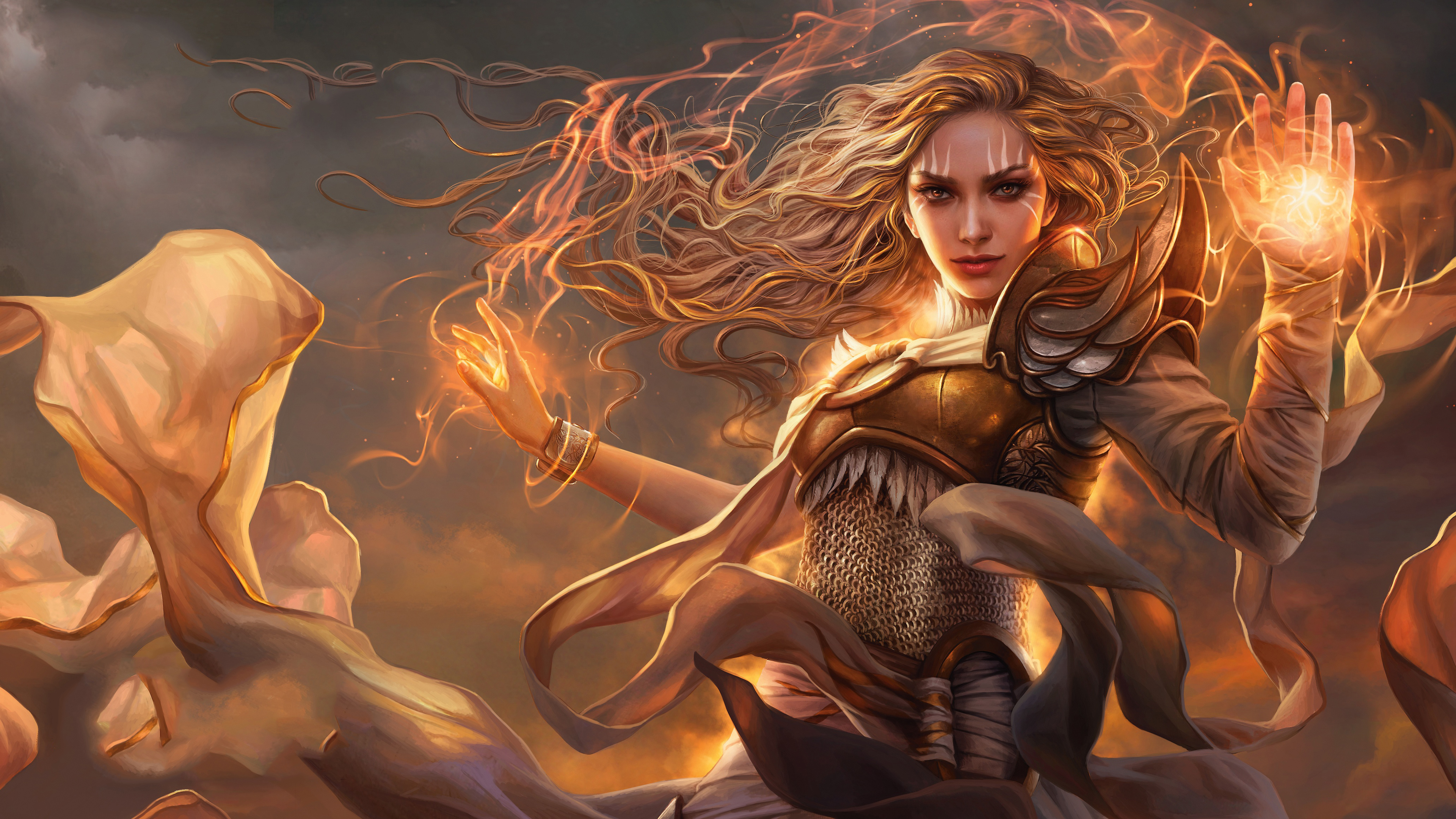 Wallpaper 4k Magic The Gathering Modern Horizons 2019 Games