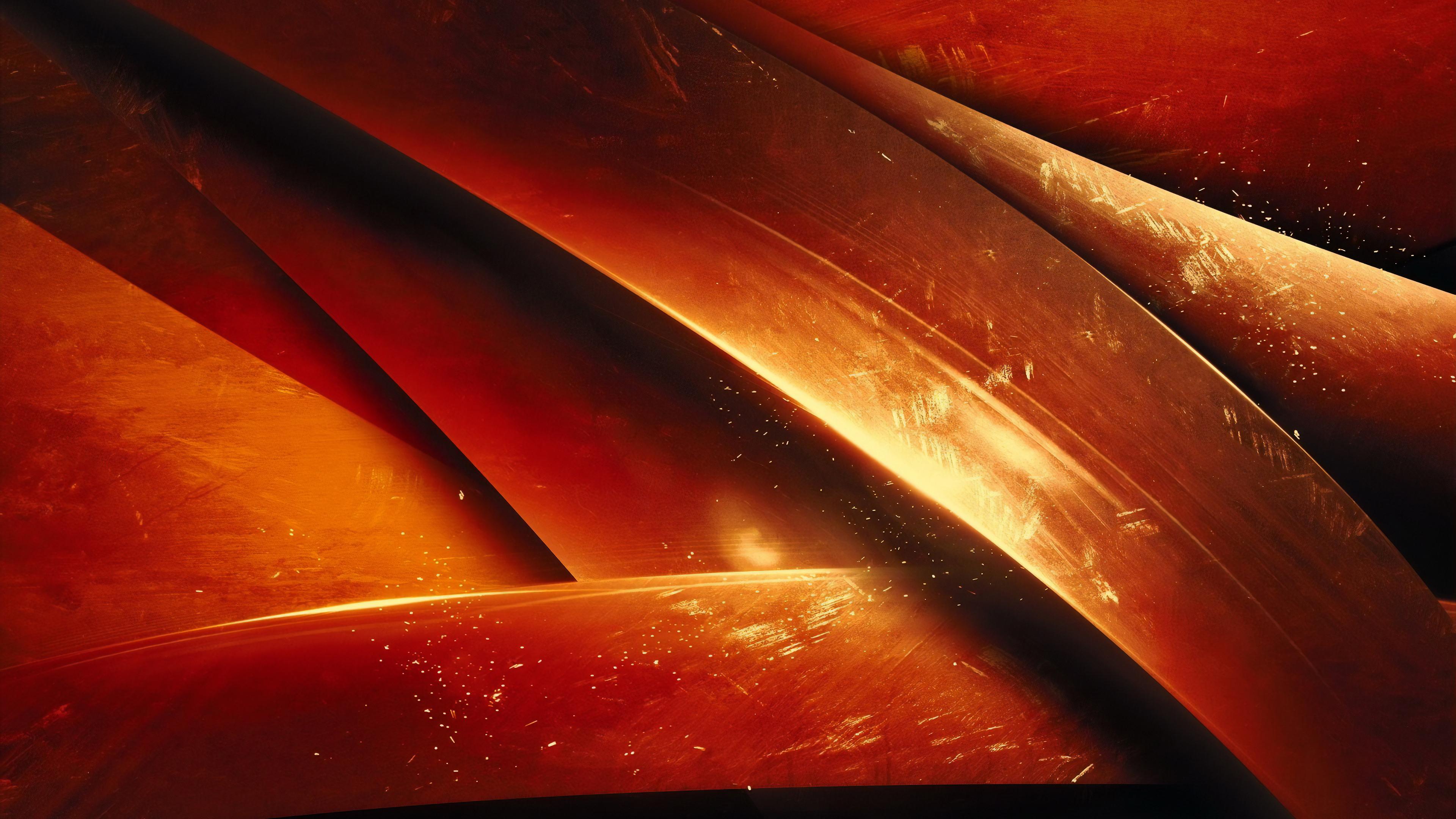 orange render abstract 1563221459 - Orange Render Abstract - hd-wallpapers, digital art wallpapers, abstract wallpapers, 4k-wallpapers