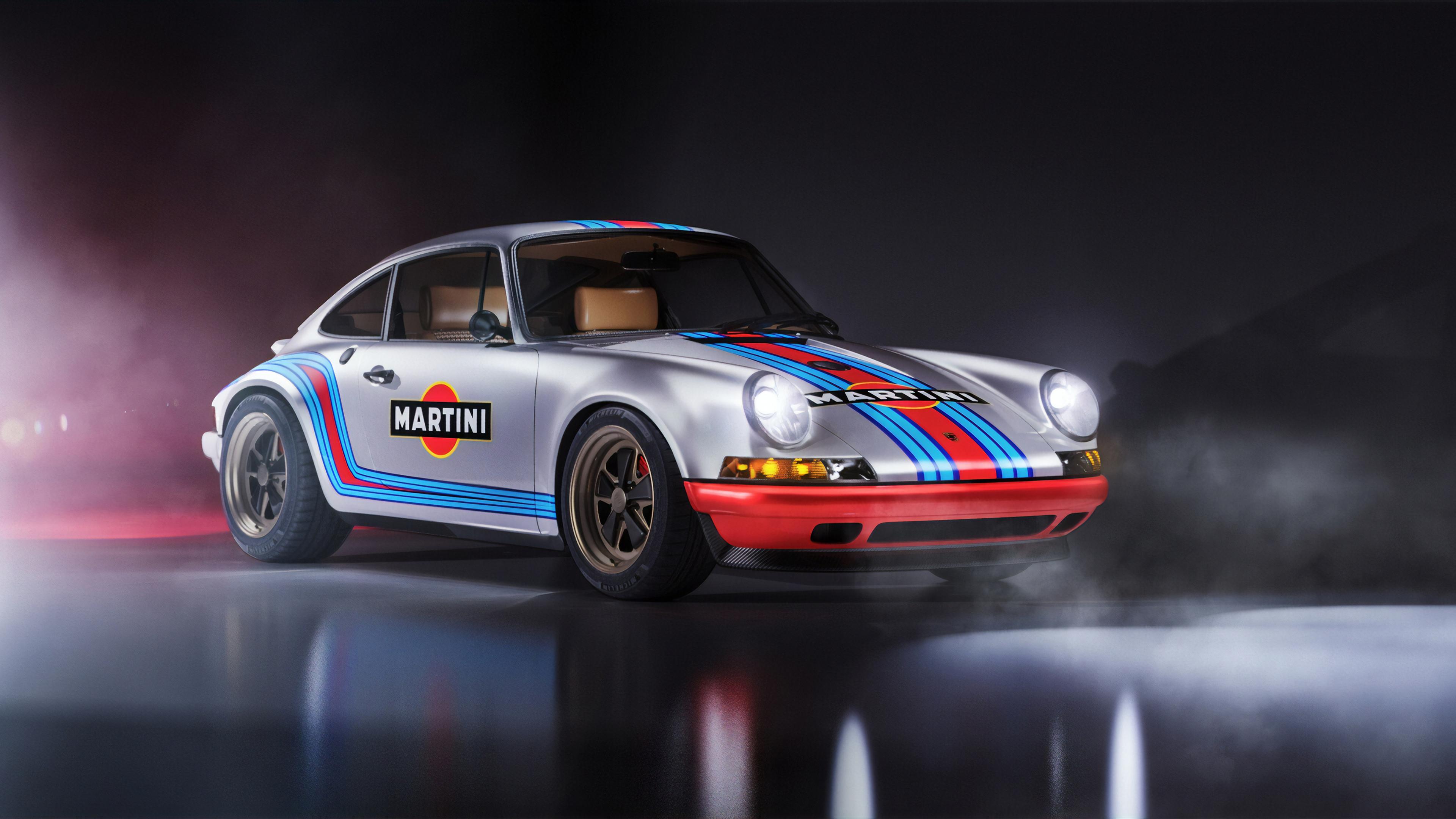 Wallpaper 4k Porsche Singer 911 4k Wallpapers Artist
