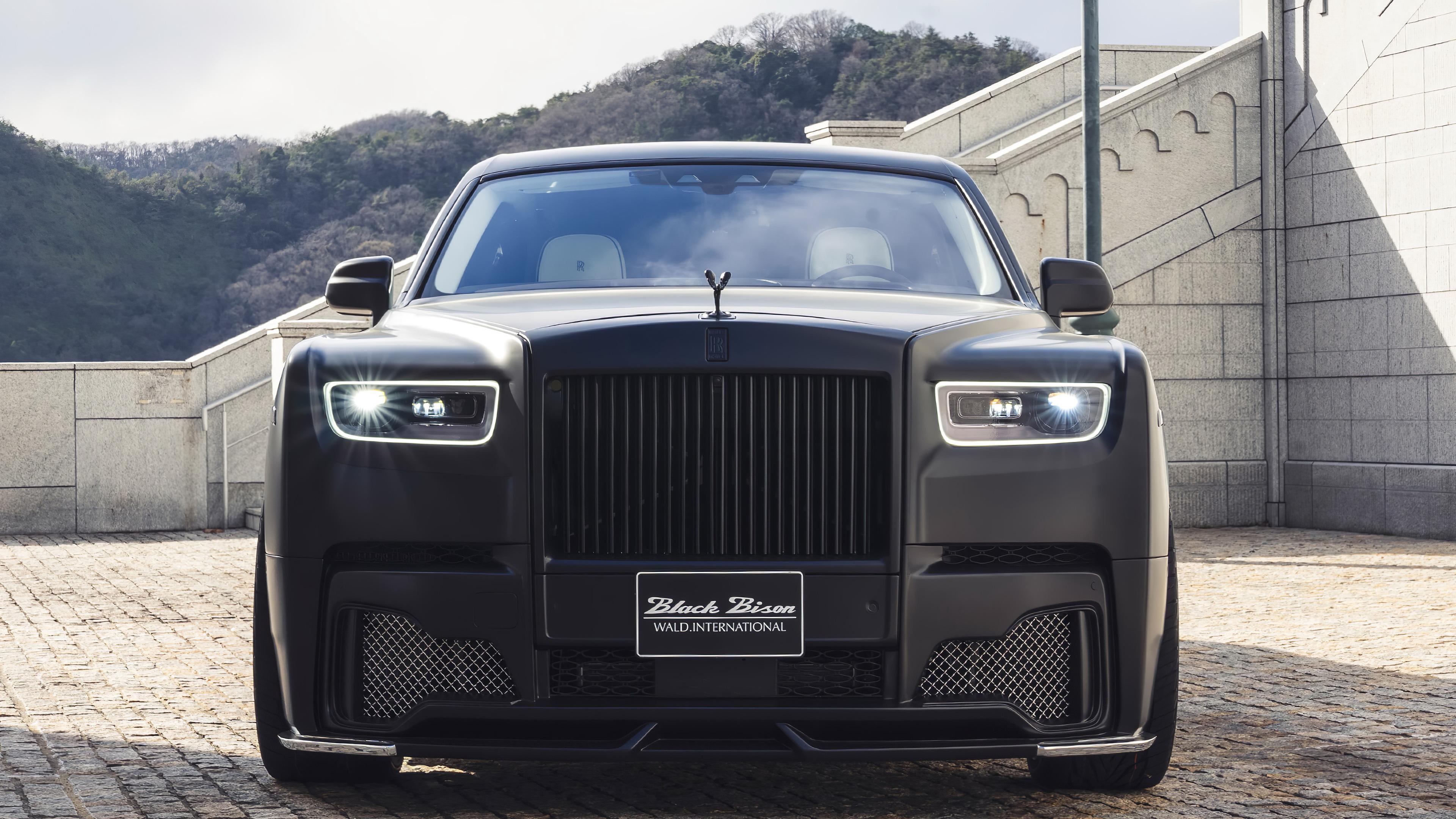 rolls royce phantom sports line black bison edition 2019 1562107919 - Rolls Royce Phantom Sports Line Black Bison Edition 2019 - rolls royce wraith wallpapers, rolls royce wallpapers, hd-wallpapers, cars wallpapers, 5k wallpapers, 4k-wallpapers
