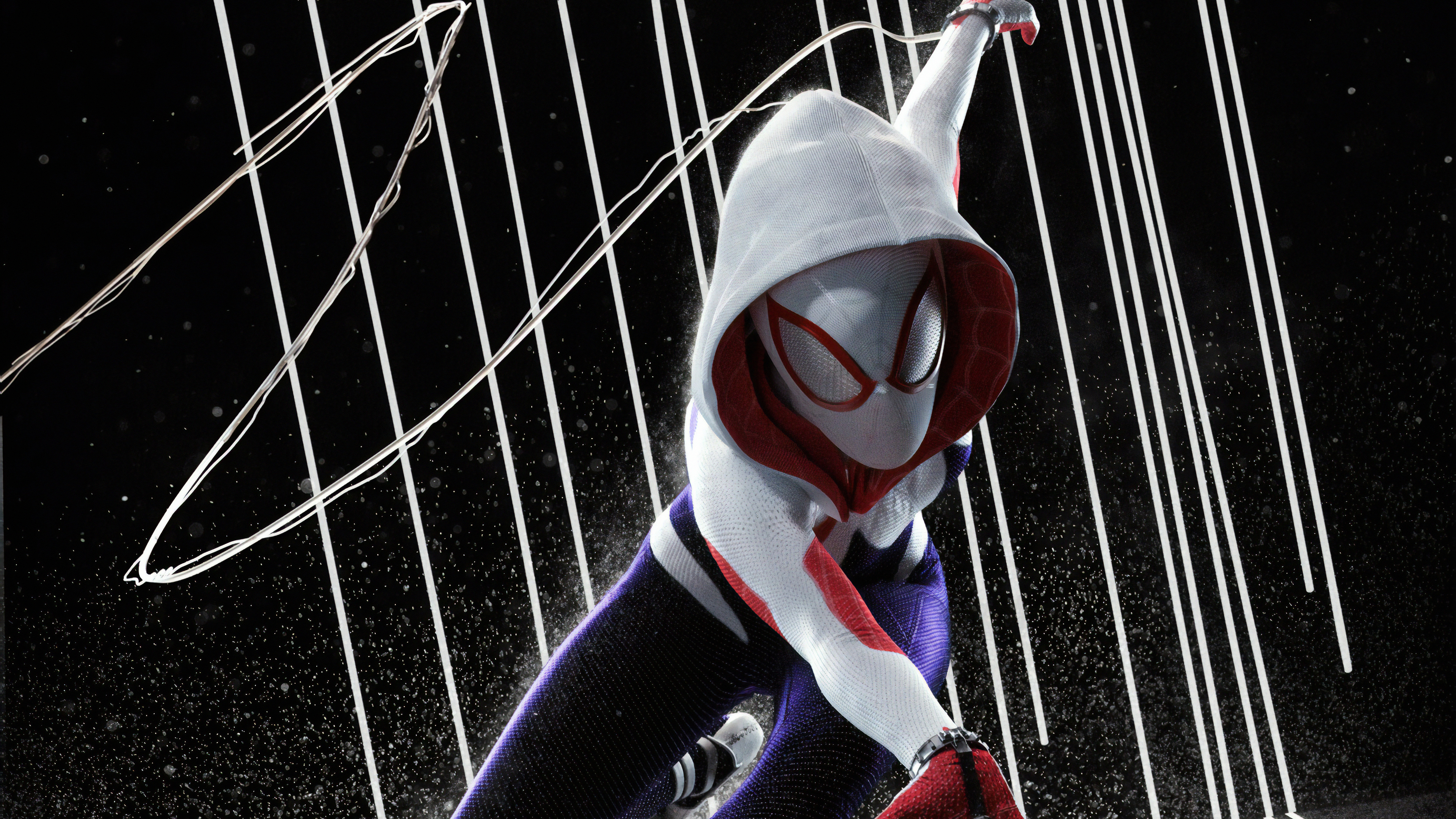 spider gwen 4k new 1562106012 - Spider Gwen 4k New - superheroes wallpapers, hd-wallpapers, gwen wallpapers, gwen stacy wallpapers, digital art wallpapers, artwork wallpapers, artstation wallpapers, artist wallpapers, 4k-wallpapers