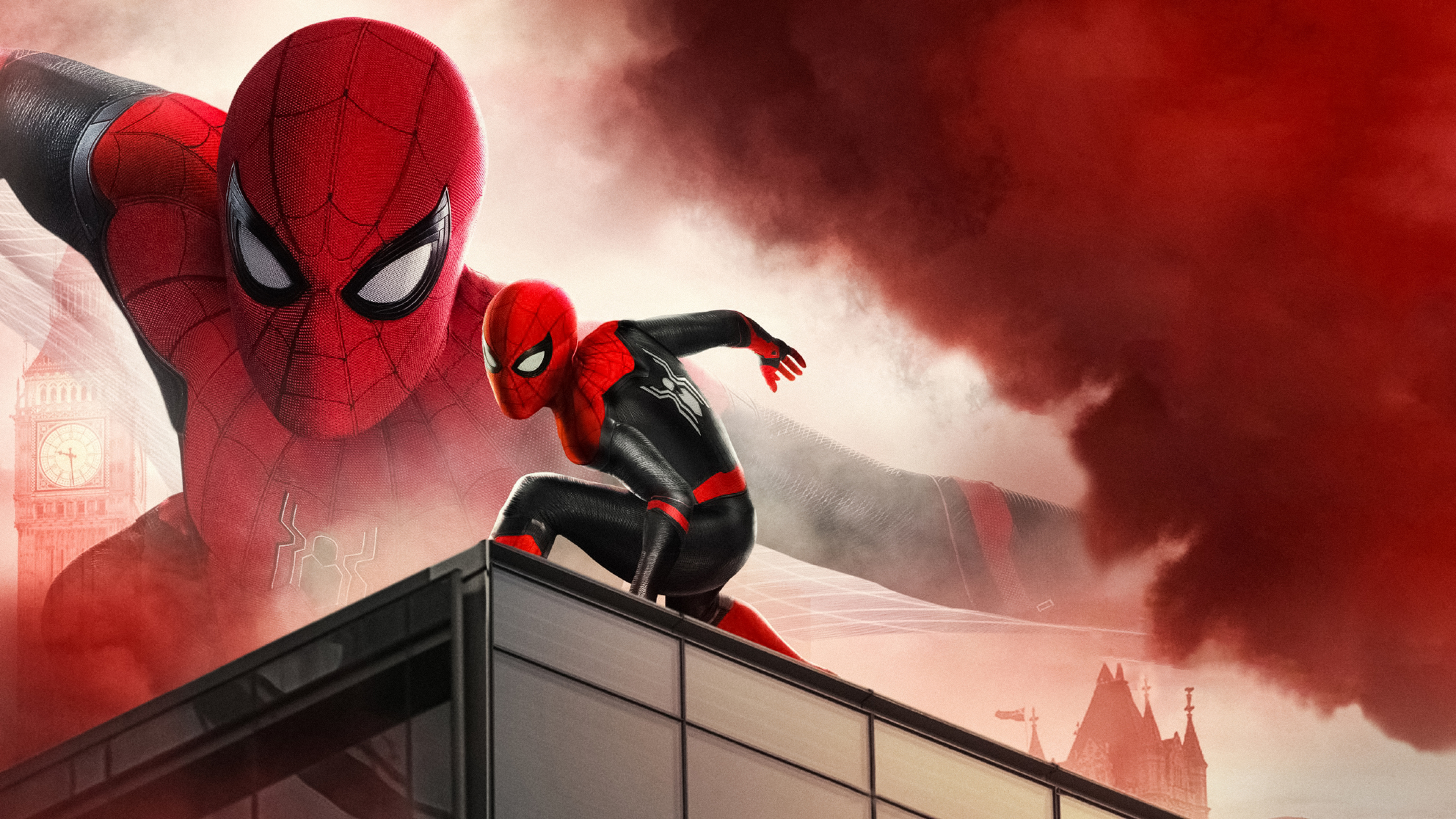 spider man far fromhome 1562107133 - Spider Man Far Fromhome - tom holland wallpapers, superheroes wallpapers, spiderman wallpapers, spiderman far from home wallpapers, movies wallpapers, hd-wallpapers, 4k-wallpapers, 2019 movies wallpapers