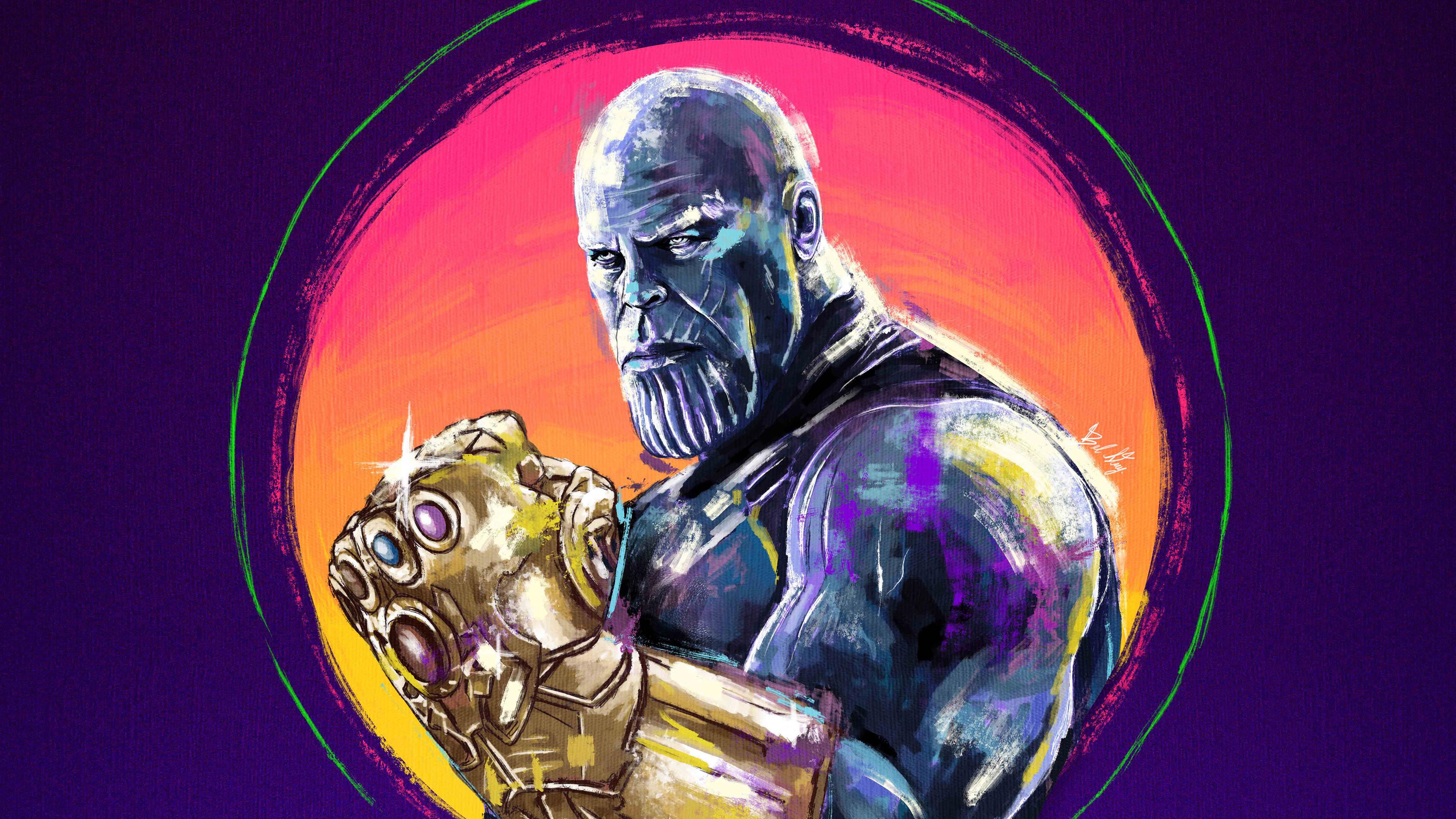 thanos sketch artwork 1563220407 - Thanos Sketch Artwork - thanos-wallpapers, supervillain wallpapers, superheroes wallpapers, hd-wallpapers, digital art wallpapers, artwork wallpapers, 4k-wallpapers