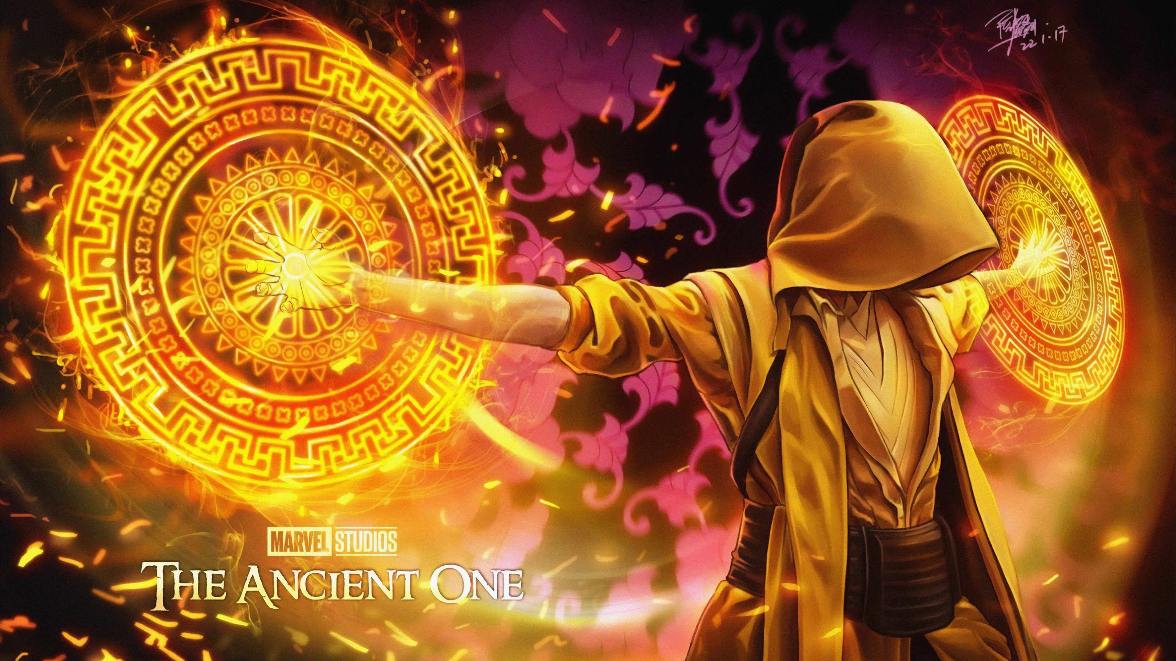 the ancient one 1563219820 - The Ancient One - superheroes wallpapers, hd-wallpapers, artwork wallpapers, 4k-wallpapers