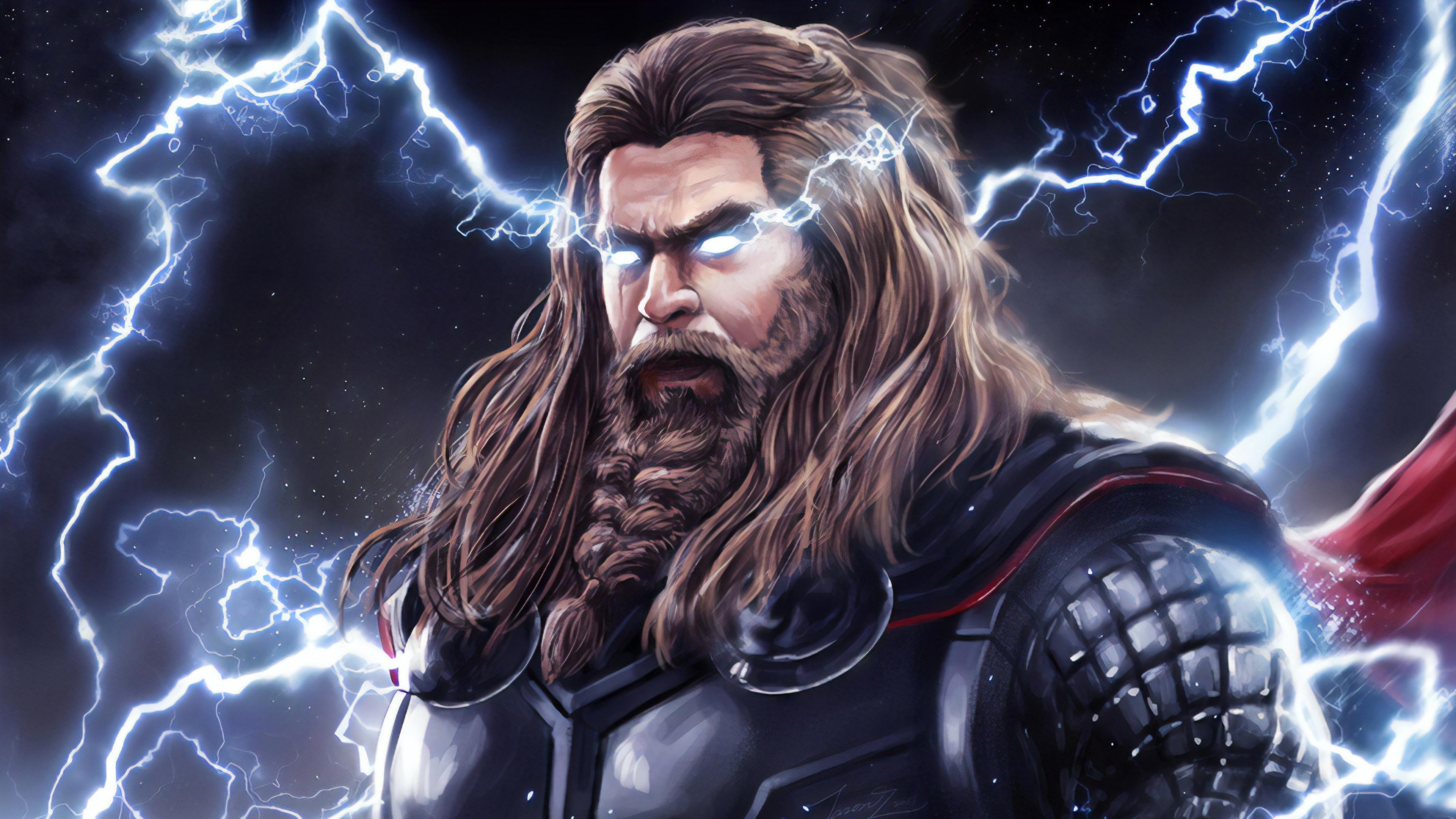 thor thunder lighting 1562105883 - Thor Thunder Lighting - thor wallpapers, superheroes wallpapers, hd-wallpapers, digital art wallpapers, avengers endgame wallpapers, artwork wallpapers, 4k-wallpapers
