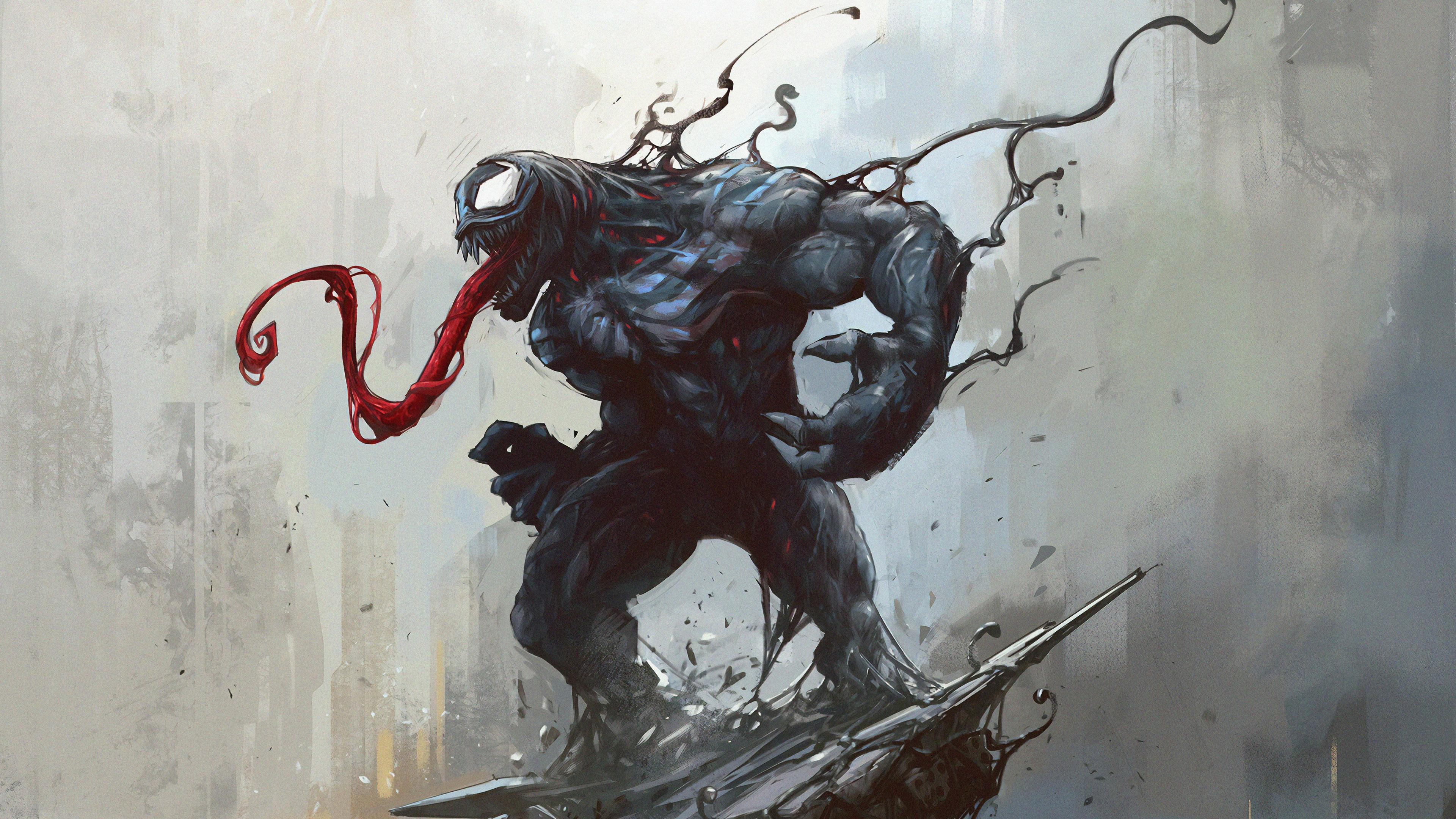 venom artworks new 1563220276 - Venom Artworks New - Venom wallpapers, supervillain wallpapers, superheroes wallpapers, hd-wallpapers, 4k-wallpapers