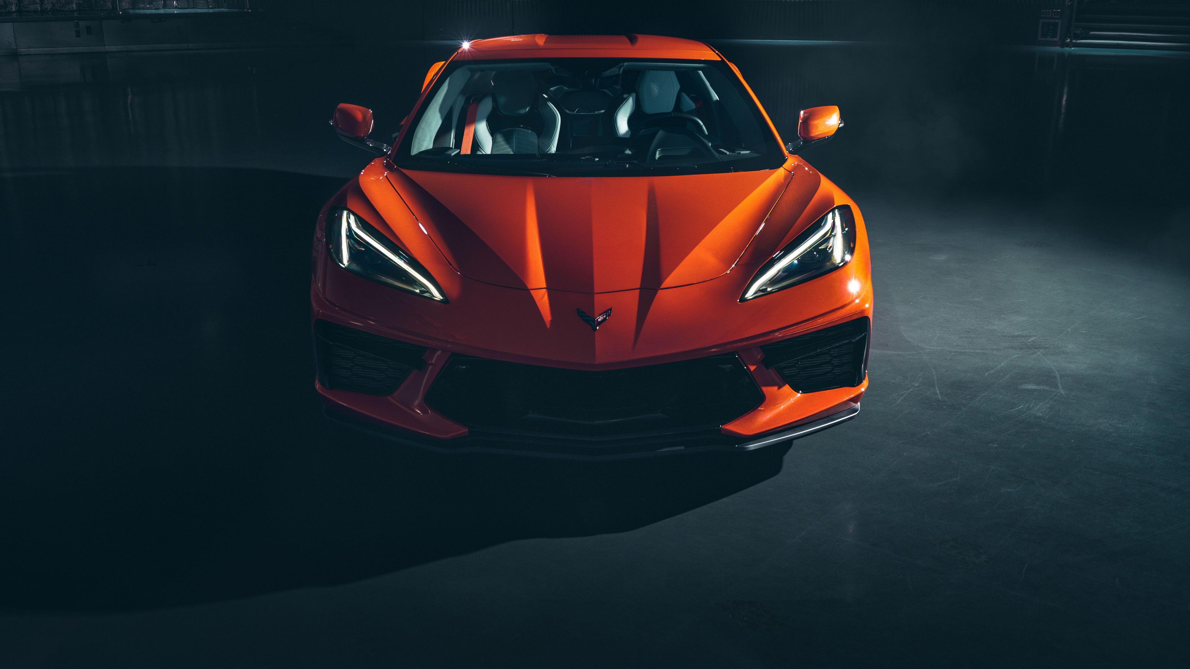 2020 chevrolet corvette stingray c8 front 1565054940 - 2020 Chevrolet Corvette Stingray C8 Front - hd-wallpapers, corvette wallpapers, chevrolet wallpapers, chevrolet corvette stingray c8 wallpapers, cars wallpapers, 8k wallpapers, 5k wallpapers, 4k-wallpapers, 2020 cars wallpapers