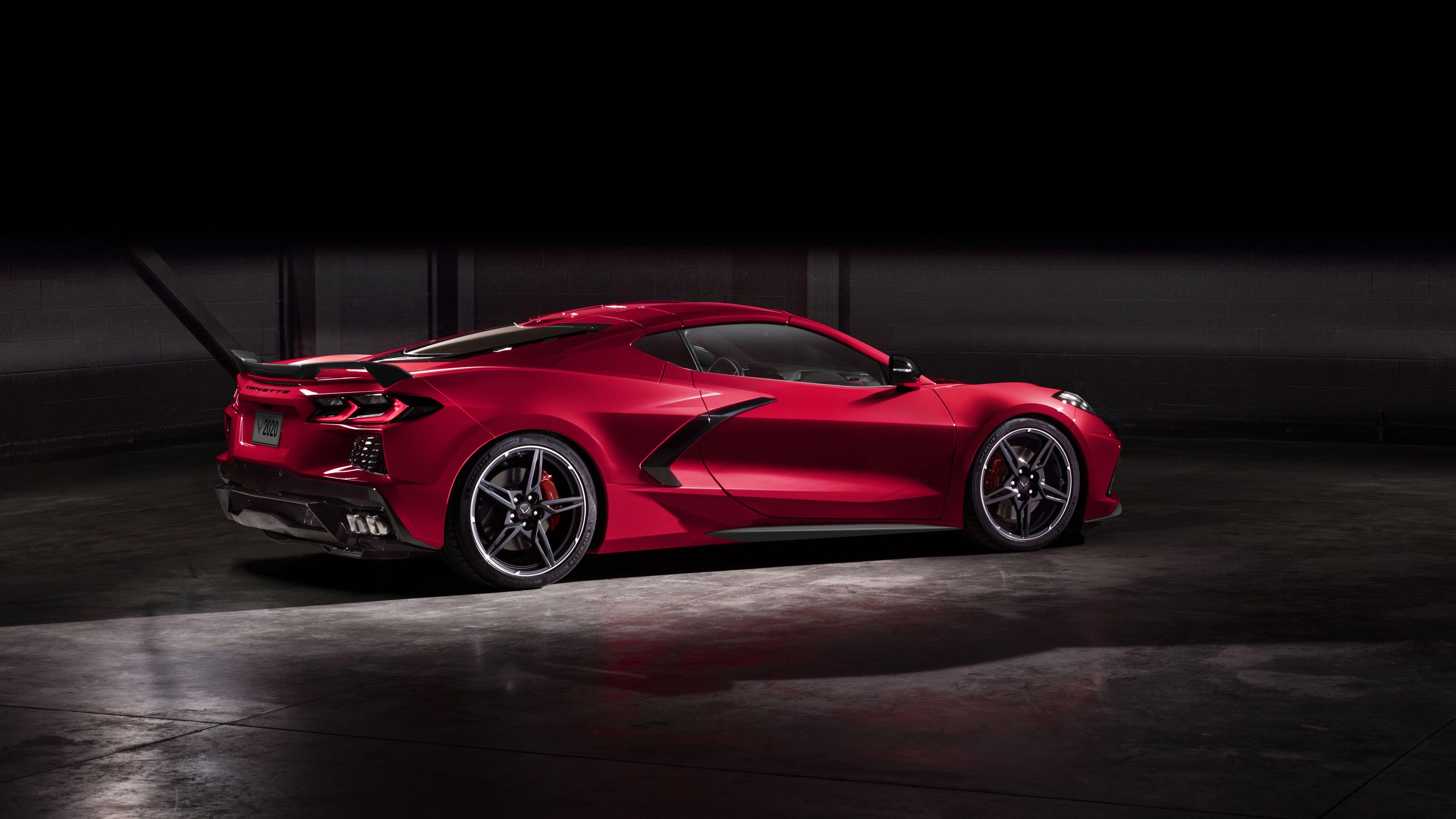 2020 chevrolet corvette stingray c8 rear new 1565055084 - 2020 Chevrolet Corvette Stingray C8 Rear New - hd-wallpapers, corvette wallpapers, chevrolet wallpapers, chevrolet corvette stingray c8 wallpapers, cars wallpapers, 8k wallpapers, 5k wallpapers, 4k-wallpapers, 2020 cars wallpapers