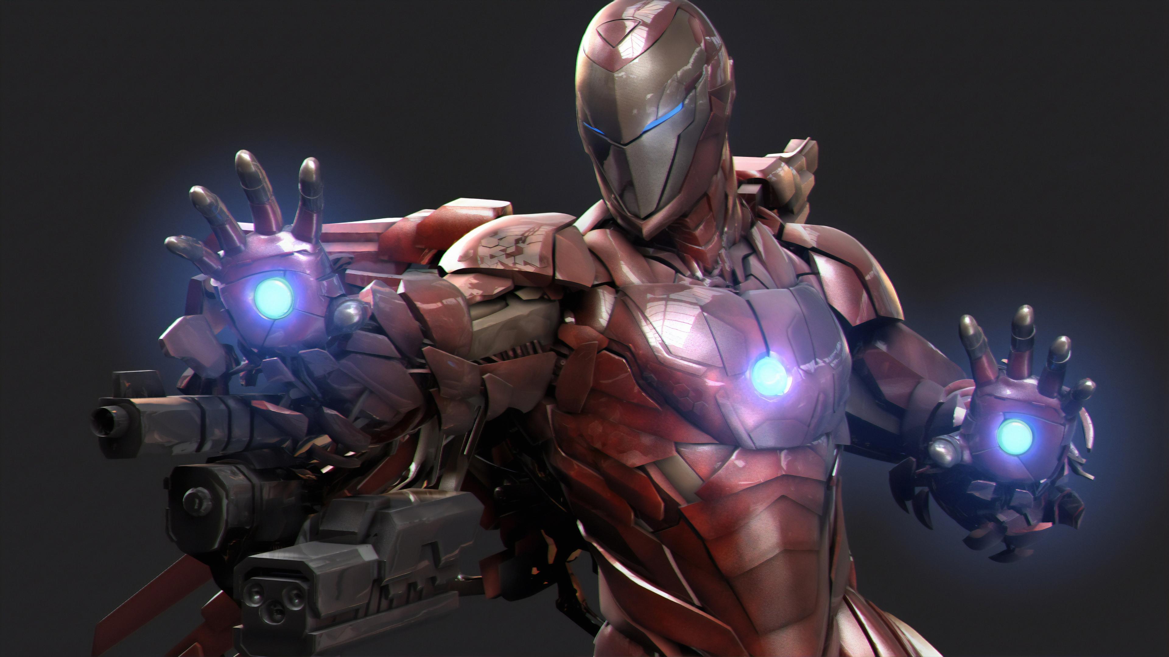 art new iron man 1565053245 - Art New Iron Man - superheroes wallpapers, iron man wallpapers, hd-wallpapers, digital art wallpapers, artwork wallpapers, artstation wallpapers, 4k-wallpapers