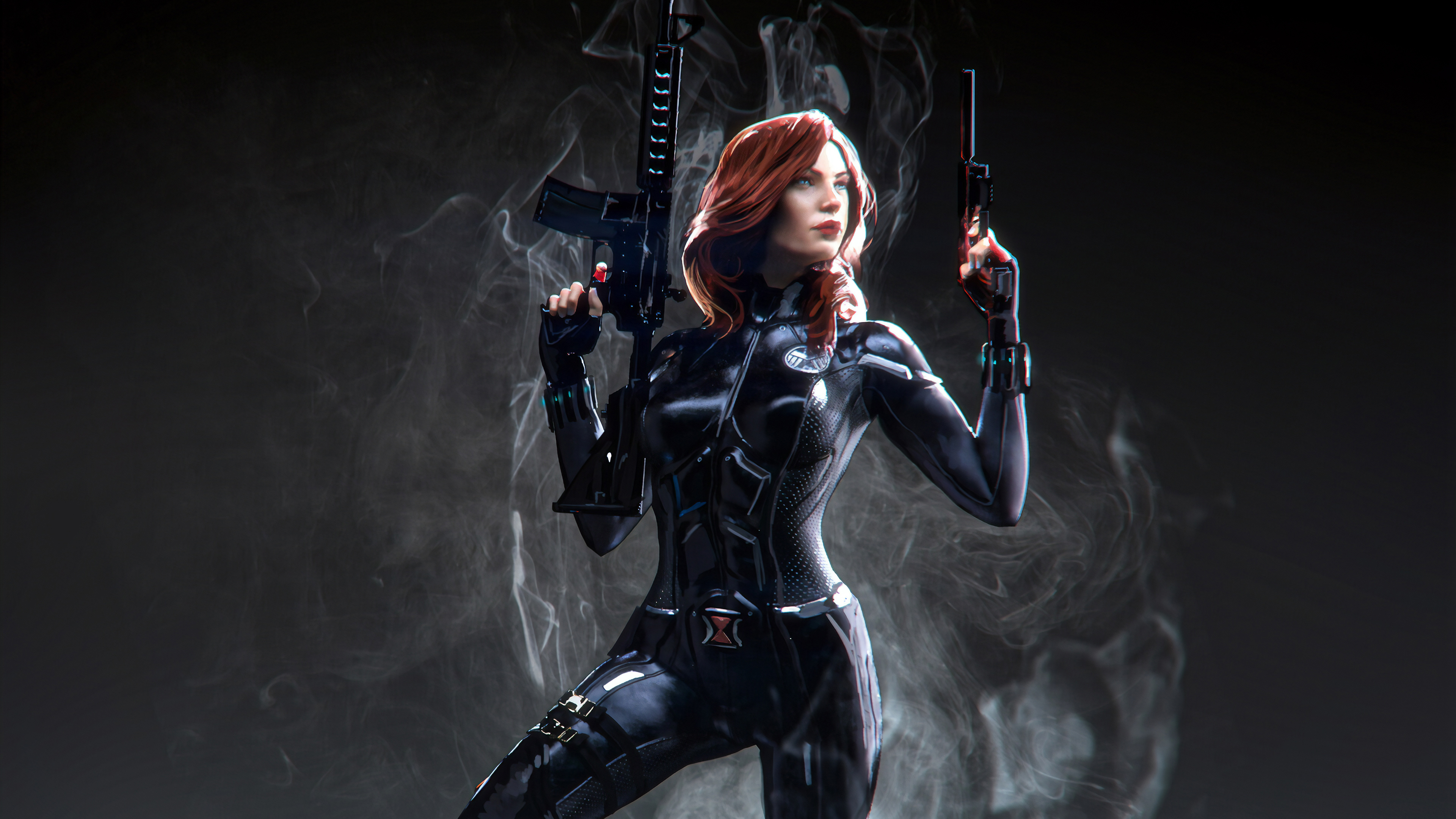 Wallpaper 4k Black Widow Marvel Superhero 4k Wallpapers