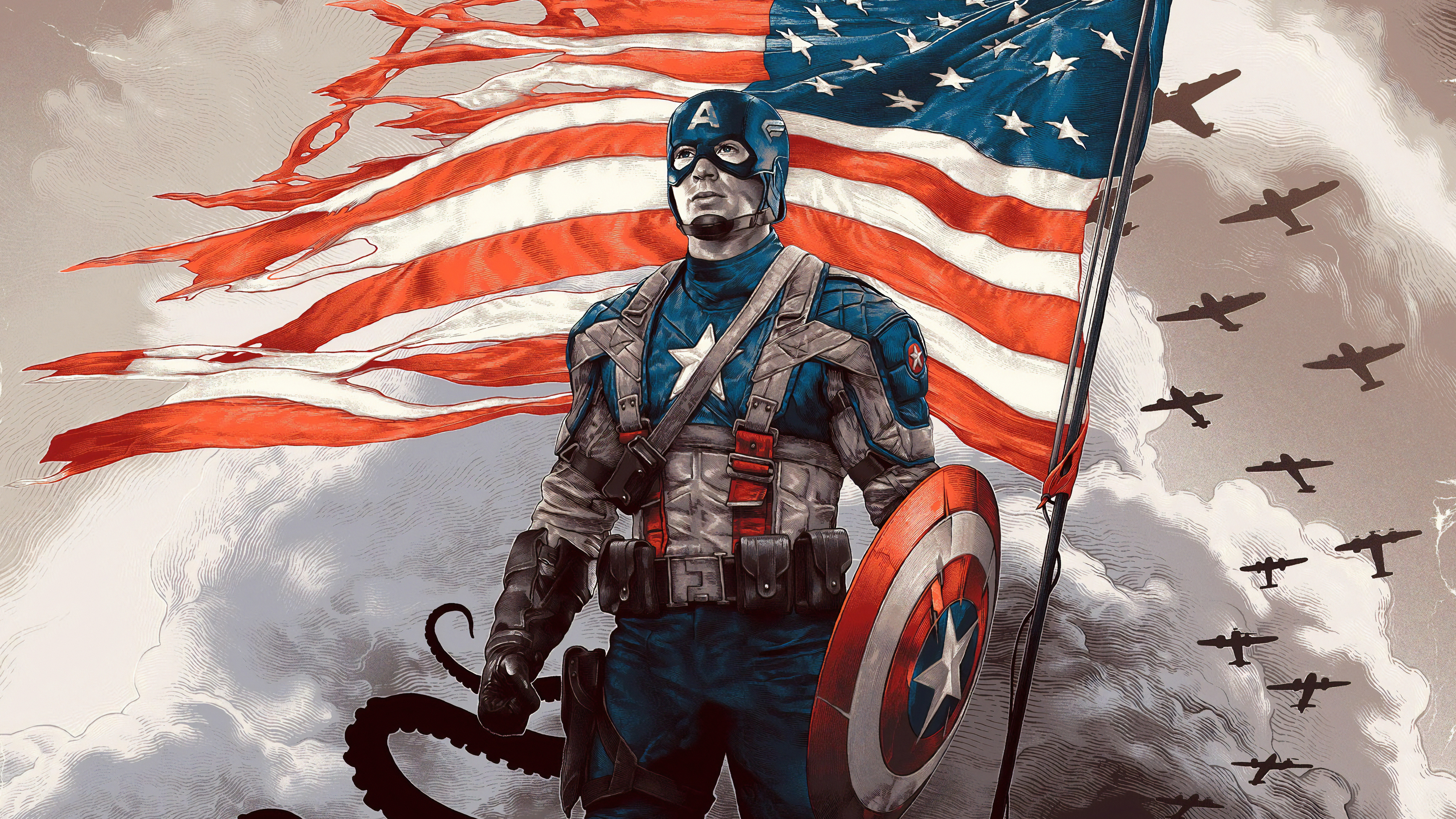 captain america movie poster art 1565052876 - Captain America Movie Poster Art - superheroes wallpapers, hd-wallpapers, digital art wallpapers, captain america wallpapers, artwork wallpapers, 4k-wallpapers