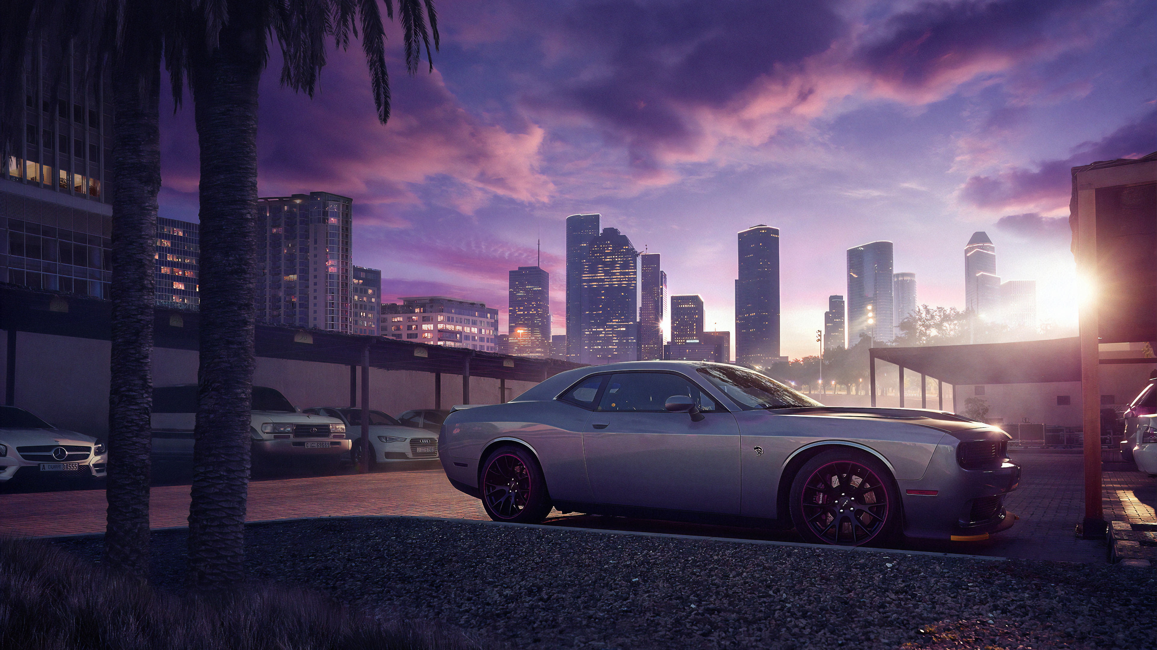dodge challenger srt in usa 1565054844 - Dodge Challenger SRT In Usa - hd-wallpapers, dodge challenger wallpapers, dodge challenger srt hellcat widebody wallpapers, behance wallpapers, 4k-wallpapers, 2019 cars wallpapers