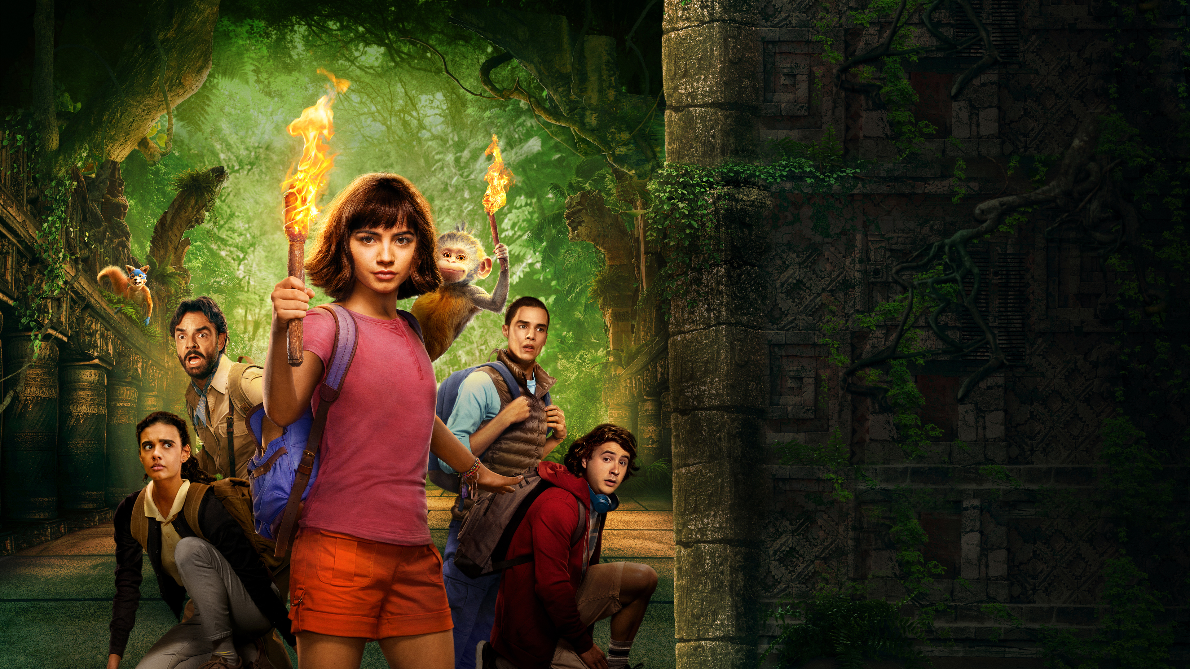 dora the explorer movie 1565055632 - Dora The Explorer Movie - movies wallpapers, hd-wallpapers, dora and the lost city of gold wallpapers, 8k wallpapers, 5k wallpapers, 4k-wallpapers, 2019 movies wallpapers